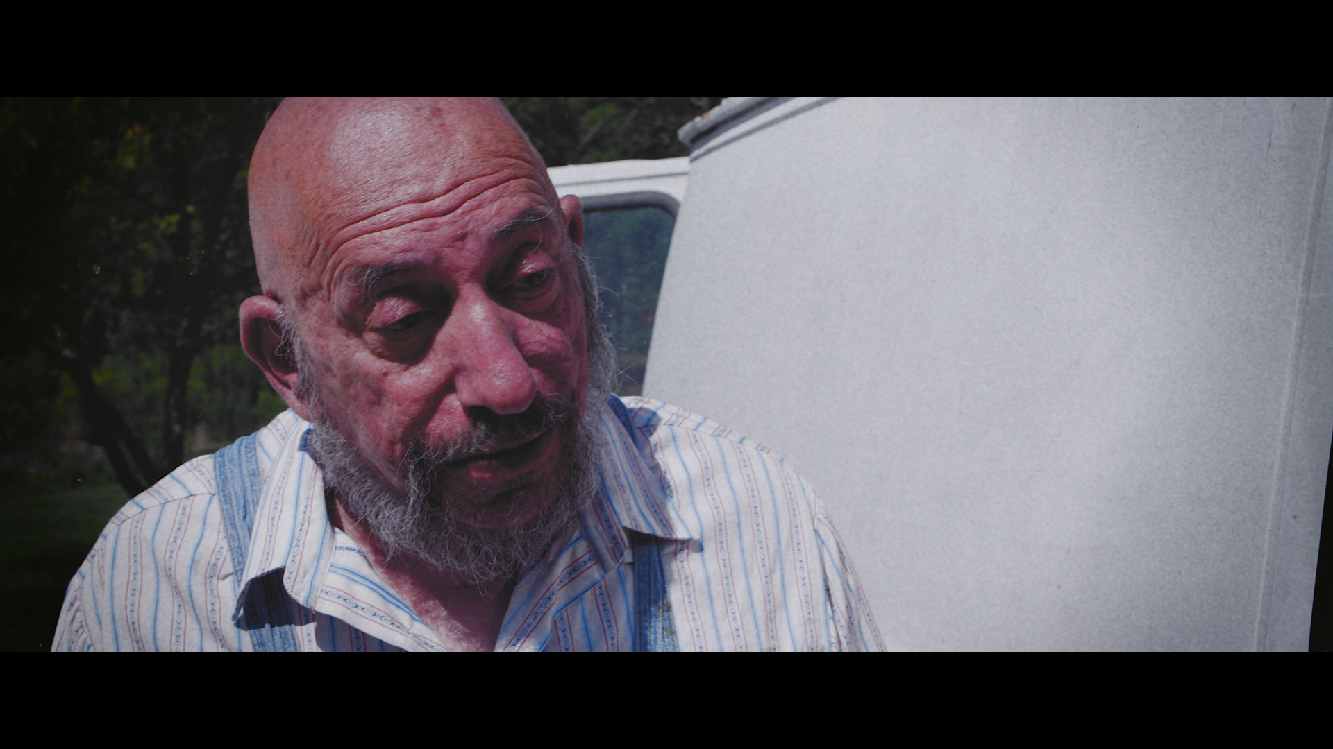 """Grindhouse action film starring horror icon Sid Haig"" - -Twitter"