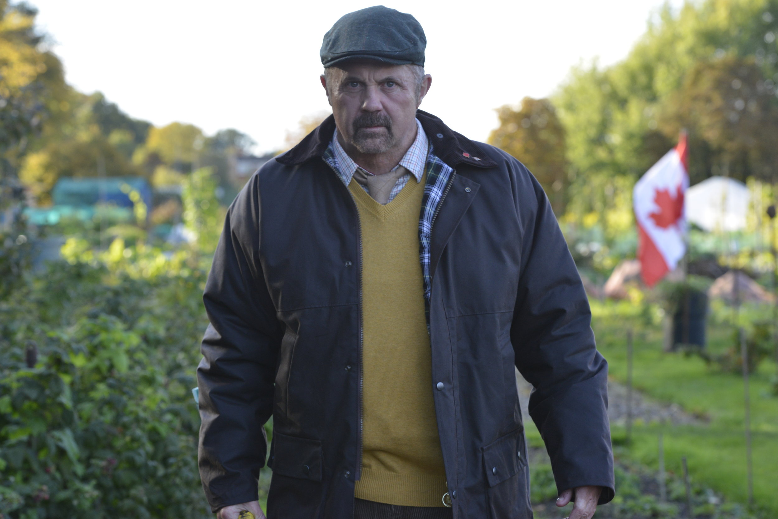 Kane Hodder as Mr.Parsons - Allotment Scene 8.JPG