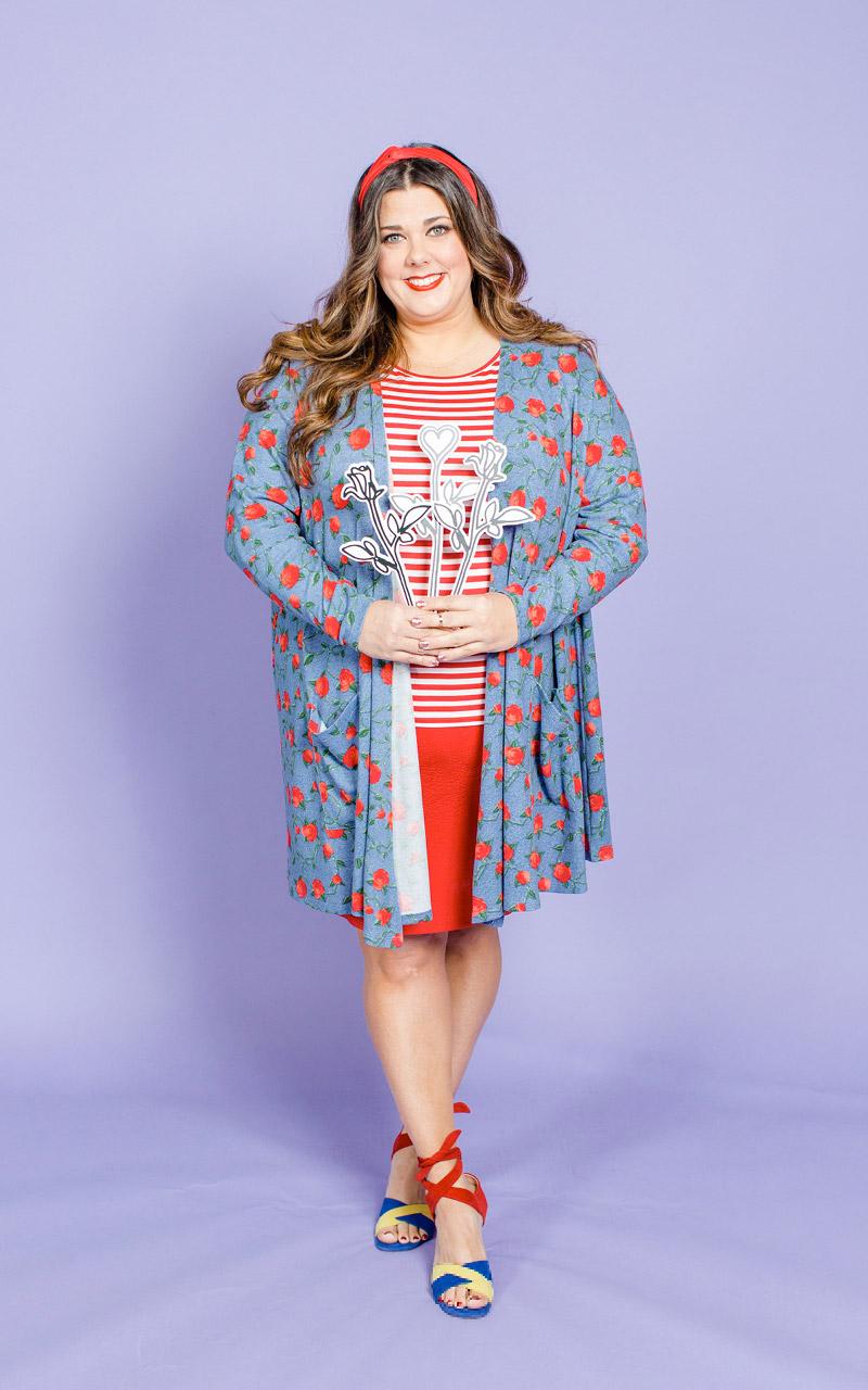 LuLaRoe-Caroline-Mid-Length-Cardigan-with-side-pockets-blue-red-roses-floral.jpg