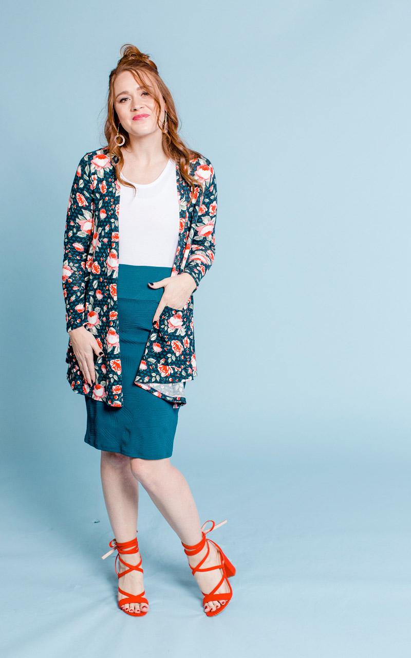 LuLaRoe-Caroline-Mid-Length-Cardigan-with-side-pockets-orange-floral.jpg