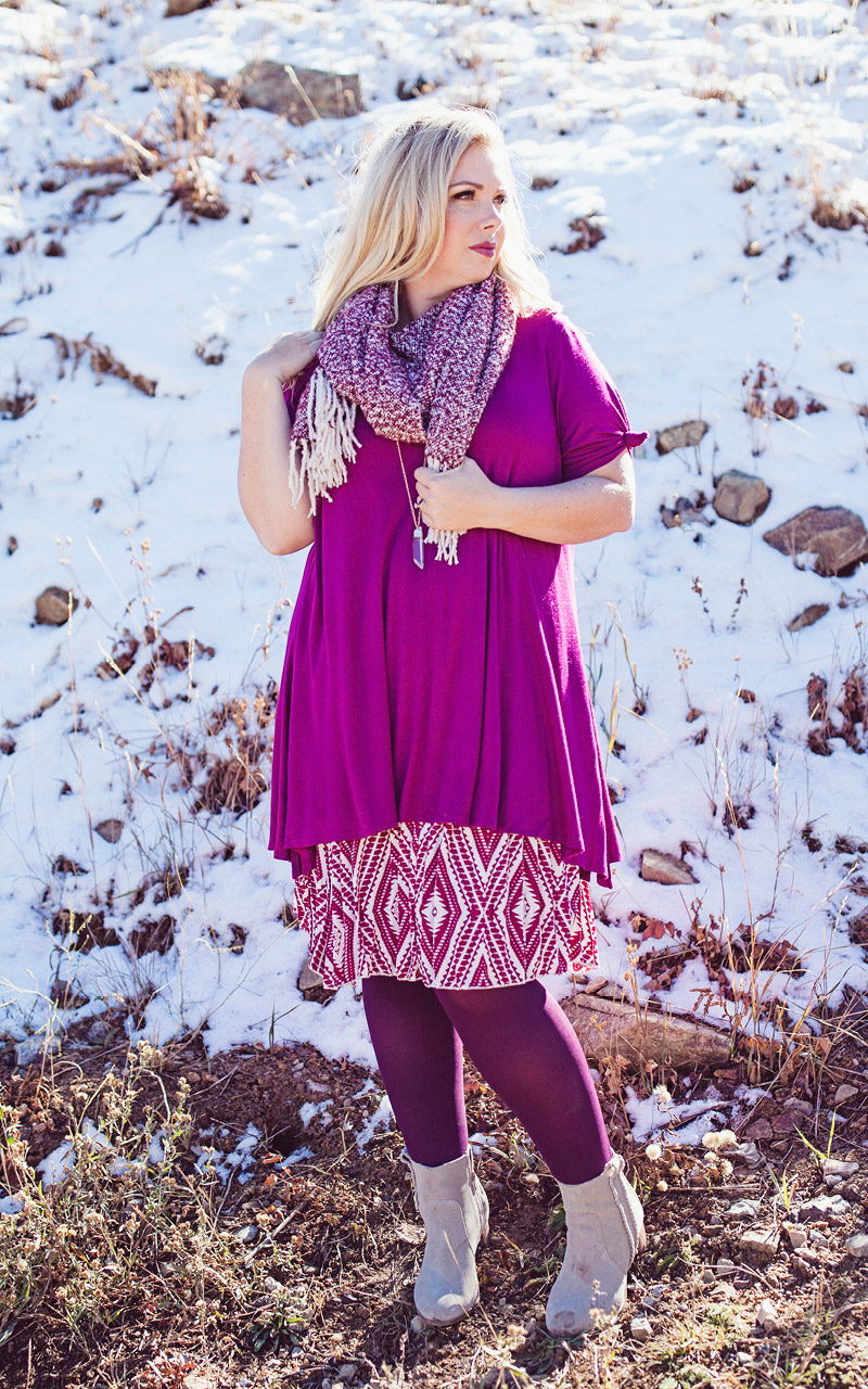 LuLaRoe-Jill-Pleated-mid-length-elastic-waistband-white-and-burgundy-geometric-2.jpg