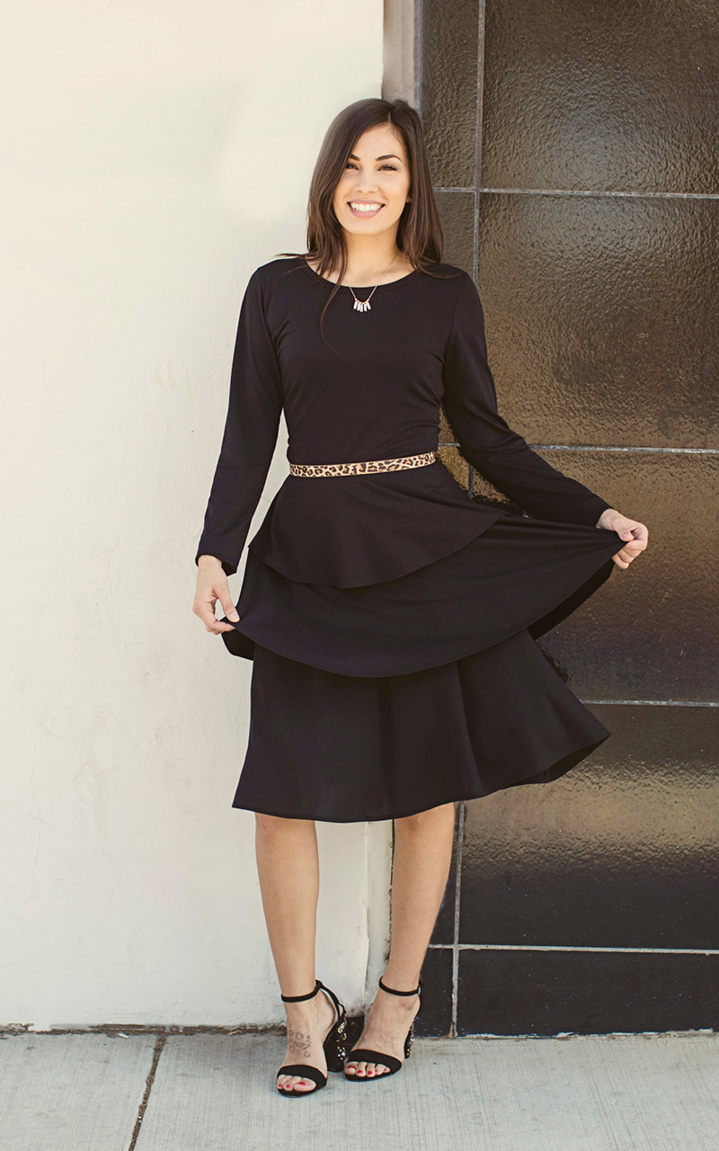 Lularoe-Georgia-Long-Sleeve-Layered-Ruffle-Tier-mid-length-dress-solid-black.jpg