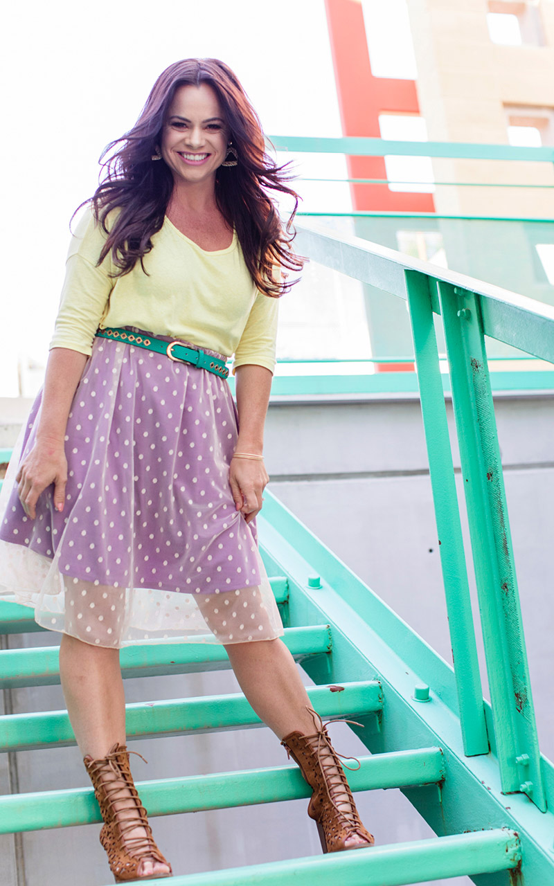 LuLaRoe-Lola-Mid-Length-skirt-with-elastic-waistband-light-purple-polka-dot-tulle.jpg