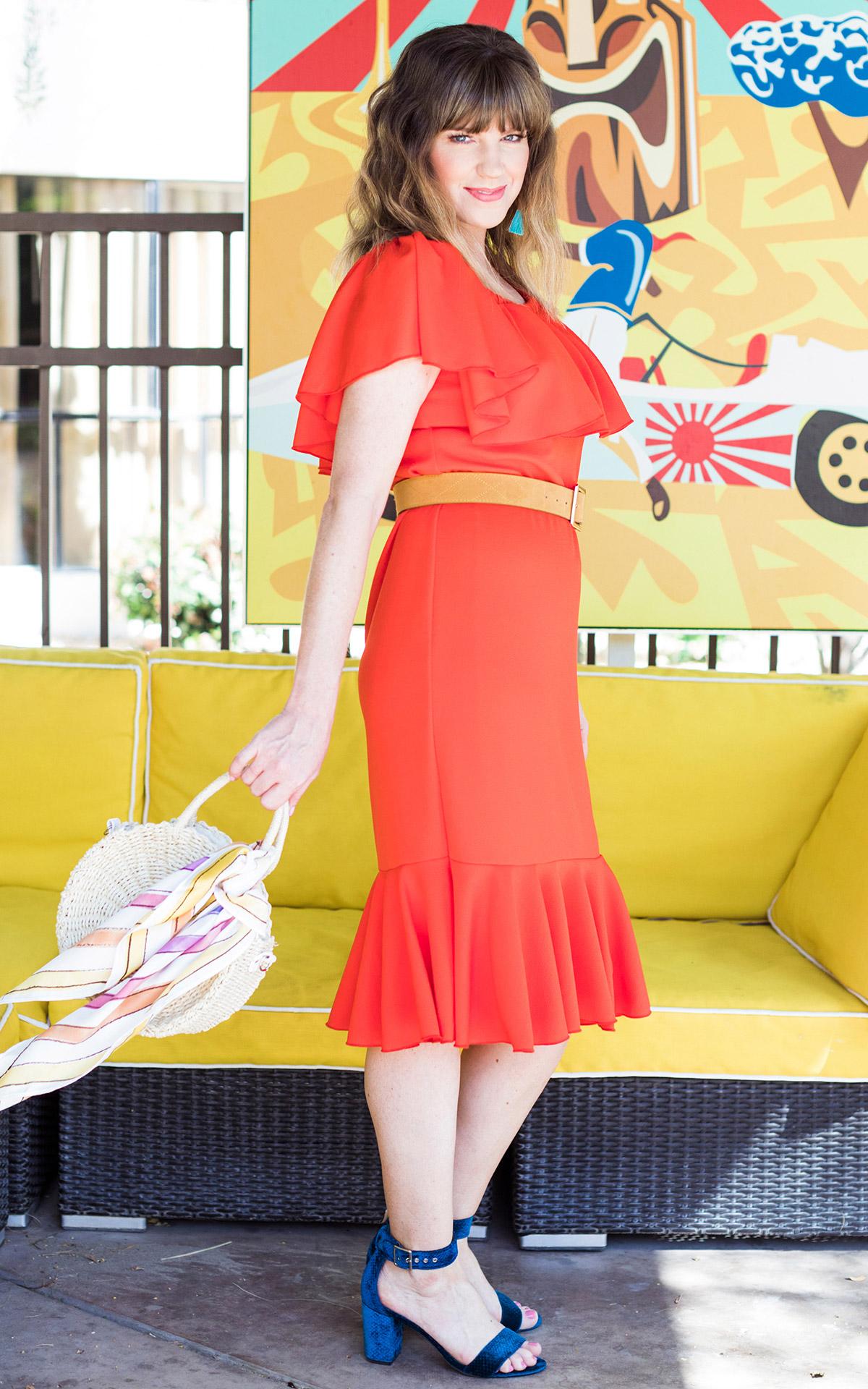 LuLaRoe-Cici-Flounce-tropical-dress-bright-orange.jpg