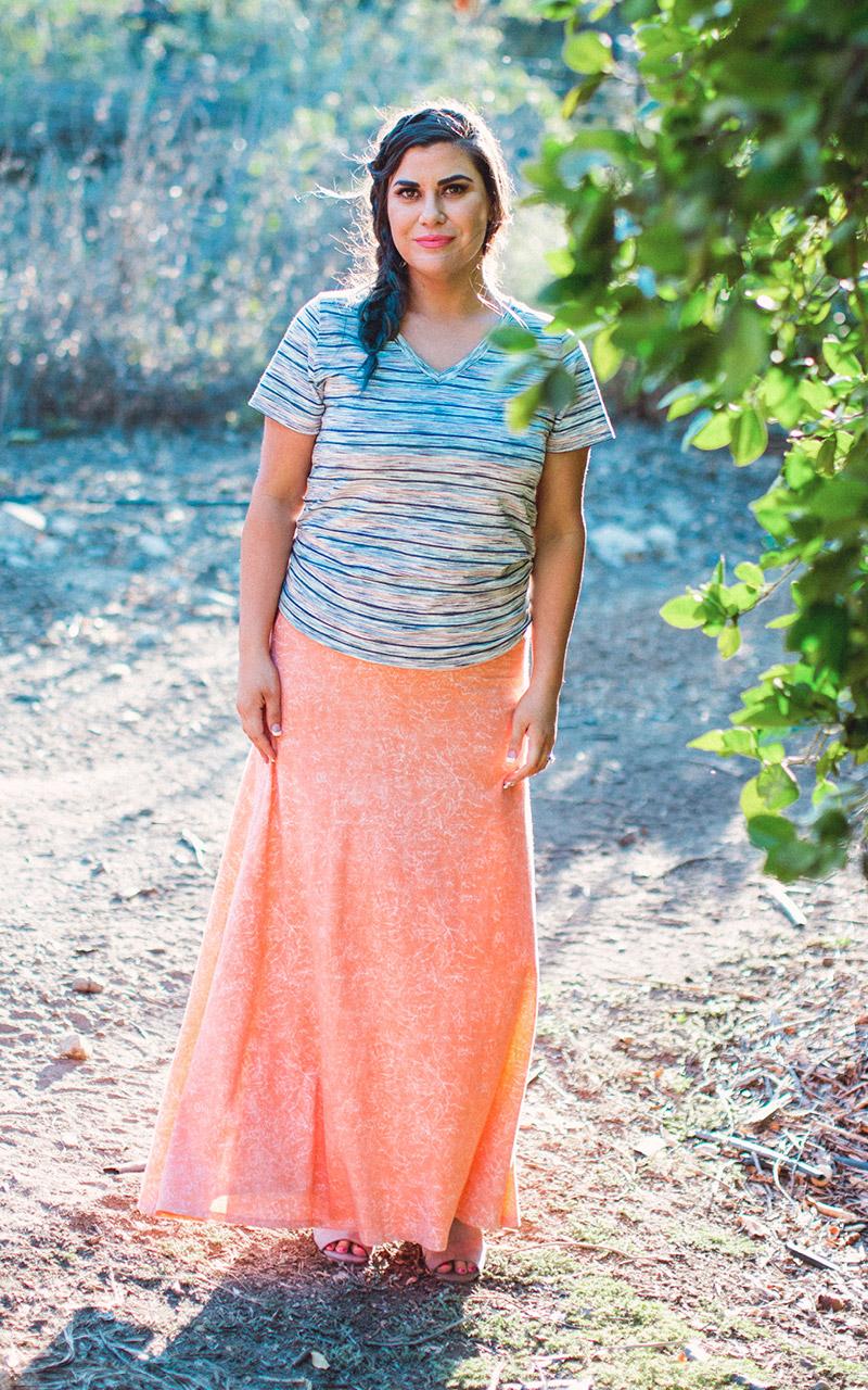 LuLaRoe-Maxi-Skirt-with-yoga-band-peach-tie-dye.jpg