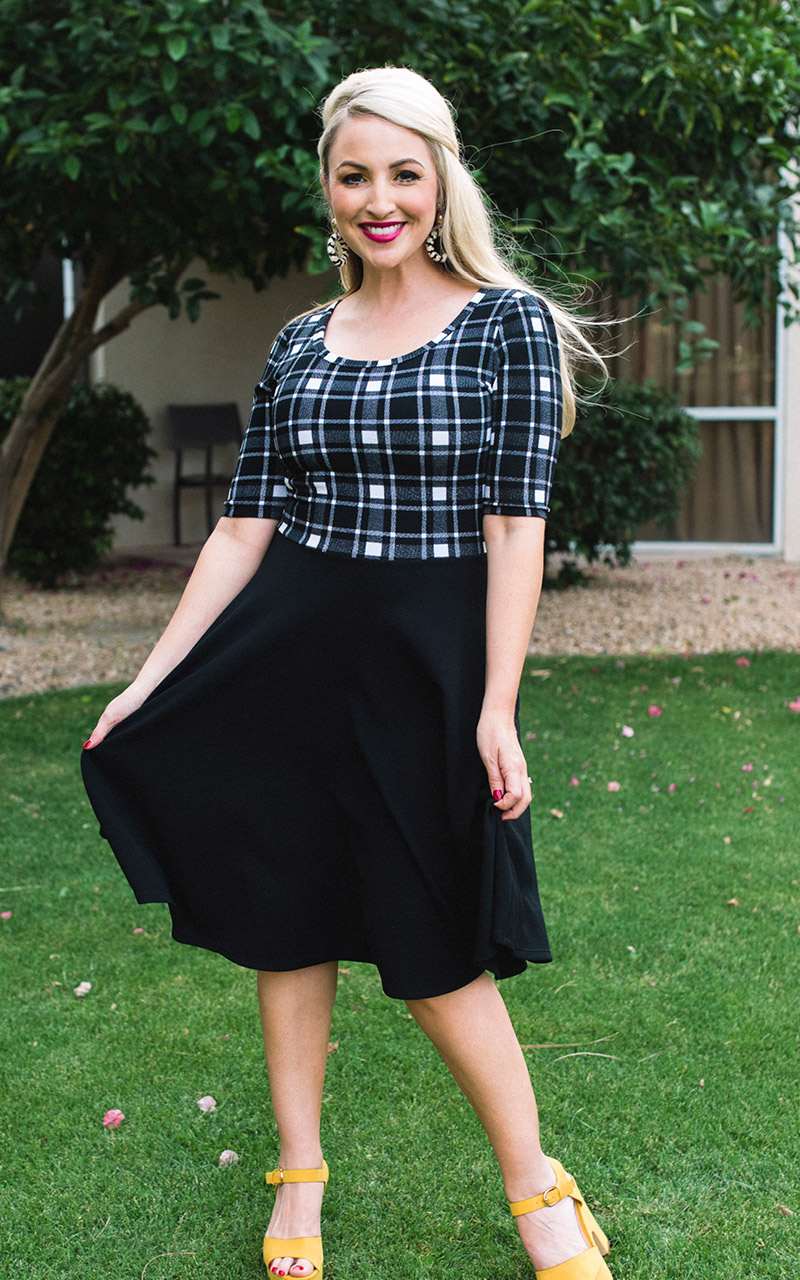 LuLaRoe-Nicole-Mid-Length-Skater-Dress-black-and-white-checkered.jpg