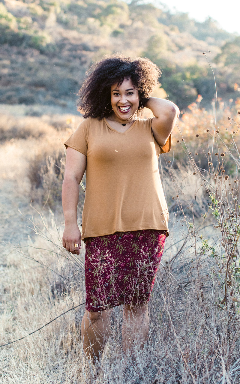 LuLaRoe-Christy-T-shirt-V-neck-yellow-mustard.jpg