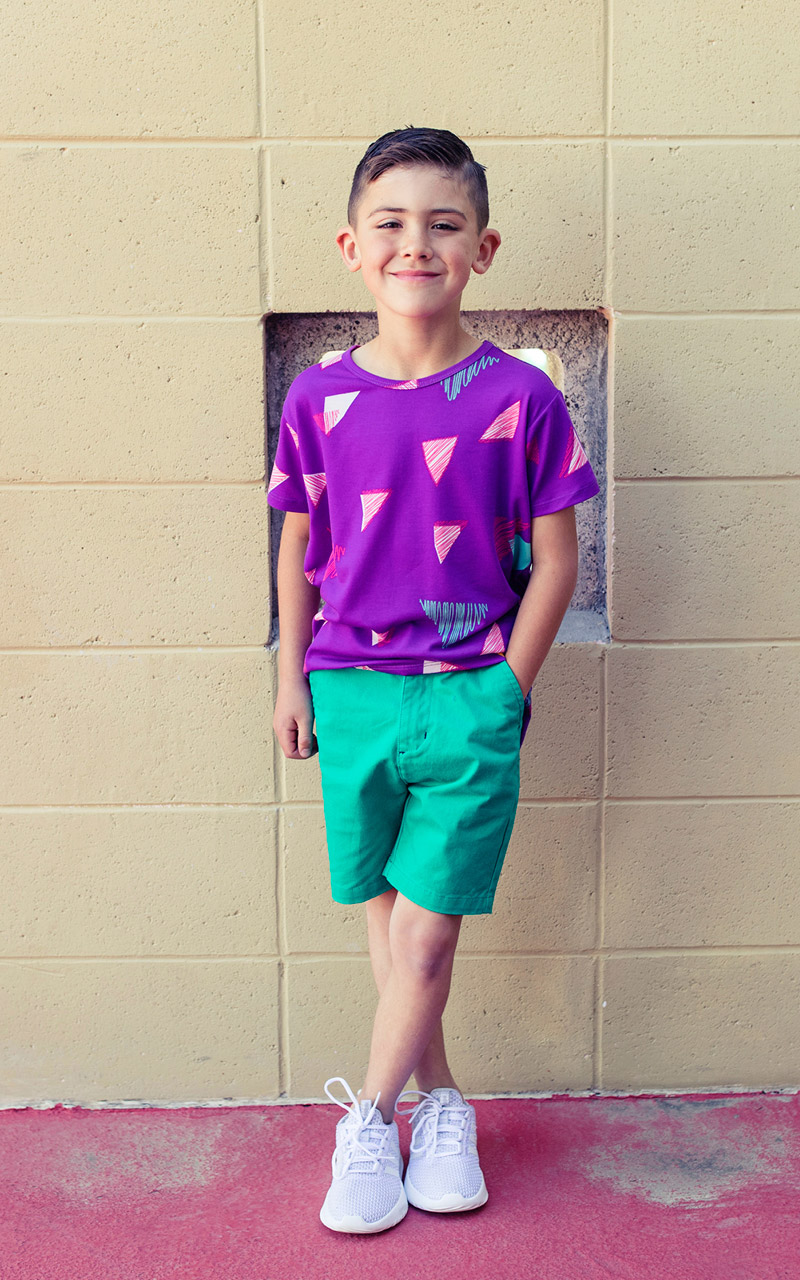 LuLaroe-Gracie-Top-High-Low-T-Shirt-Kids-purple-triangles.jpg