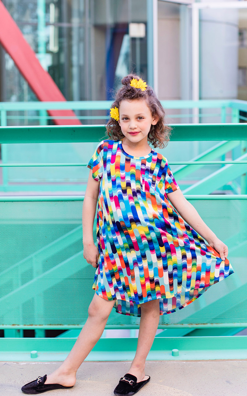 LuLaRoe-Scarlett-kids-T-shirt-dress-colorful-lines.jpg