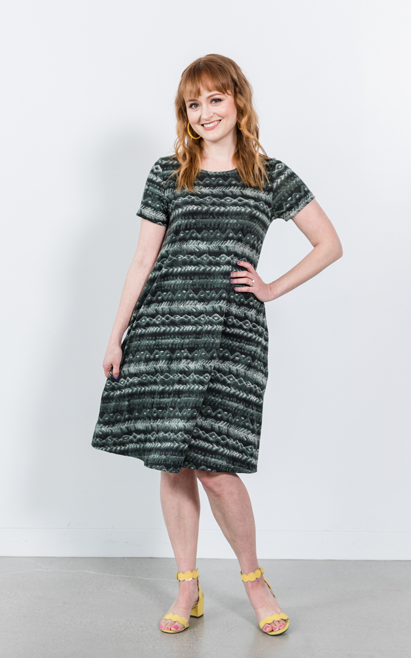 LuLaRoe-Jessie-T-Shirt-Dress-With-Pockets-green-and-black.jpg