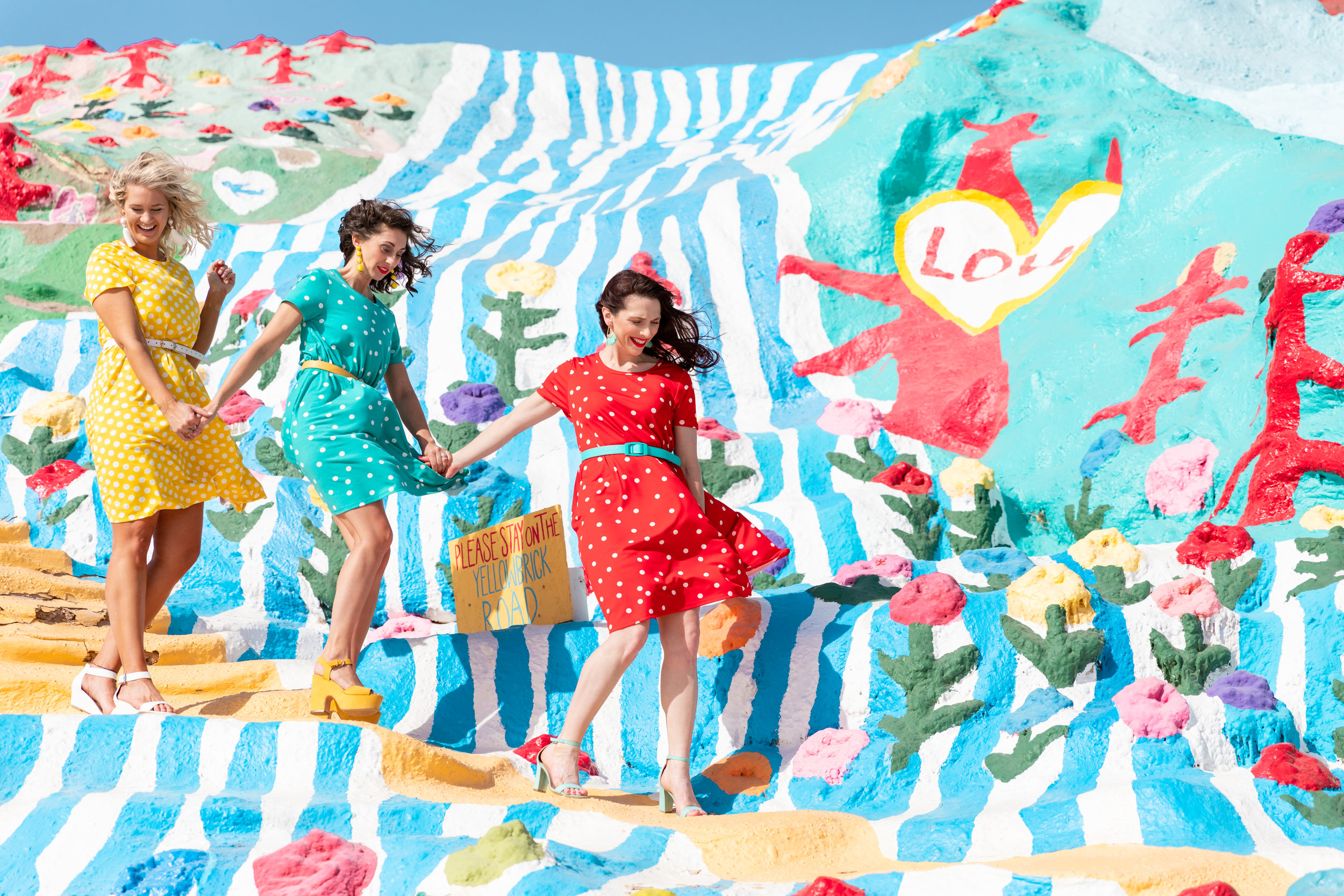 Behind the Scenes with the LuLaRoe Content Creation T.E.A.M. -
