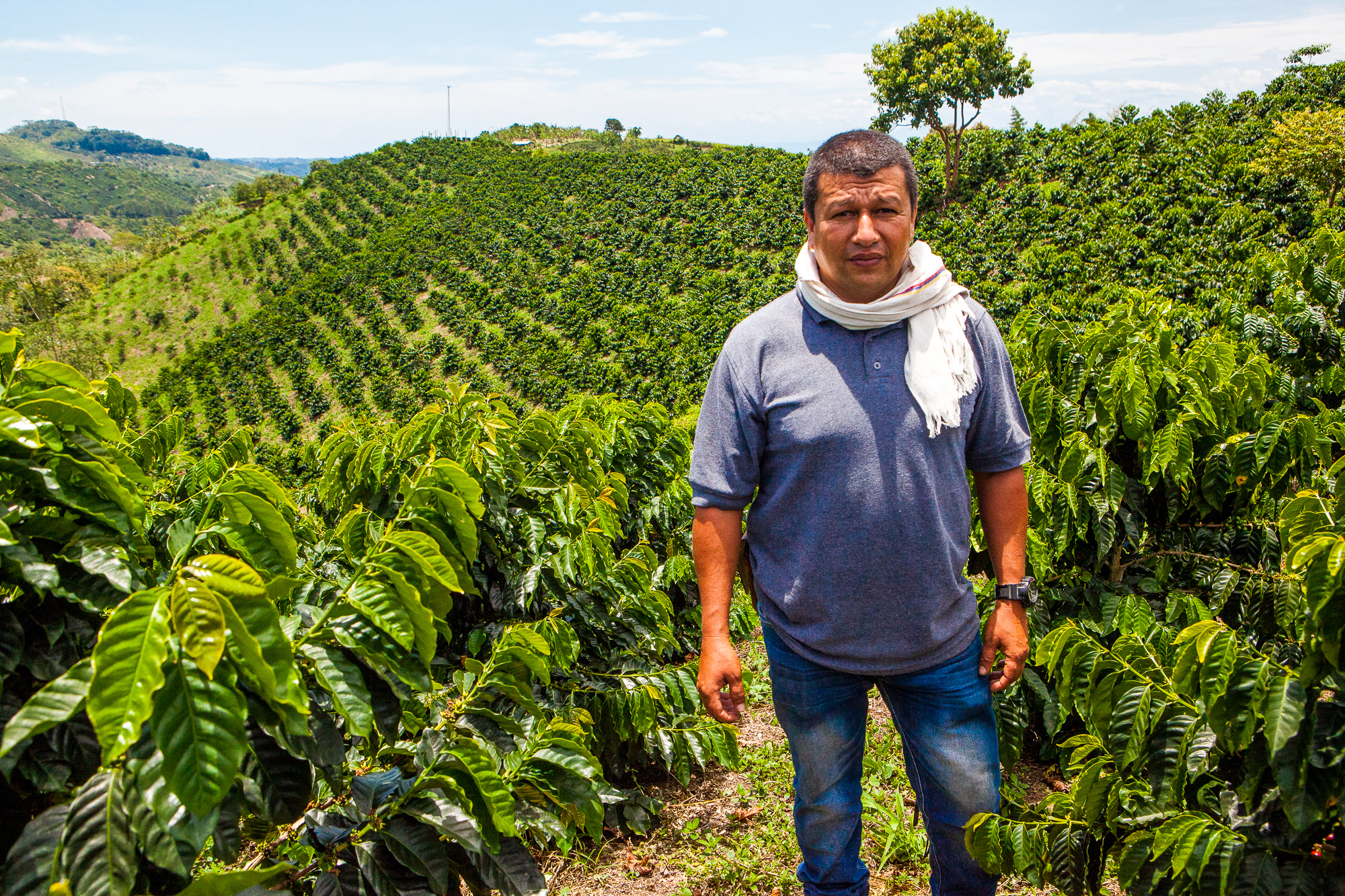 Miguel Santos (Farm Manager) - 20+ years