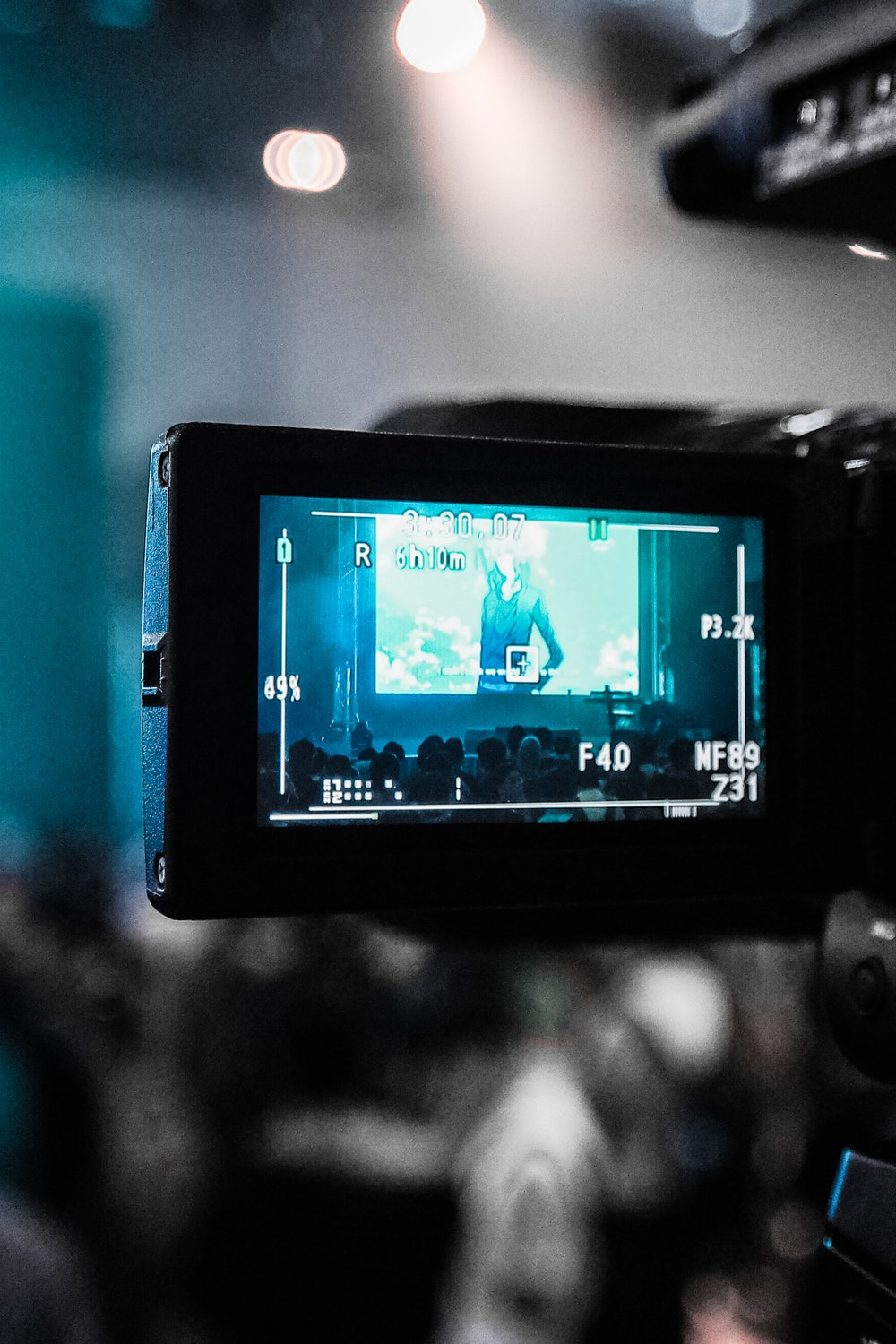 Video Production    Whether it's for commercial or private use,    you want your ideas to be displayed in the    highest quality possible. With years of    experience in producing video, we make that    easy for you. You give us your vision and we    make it a reality.