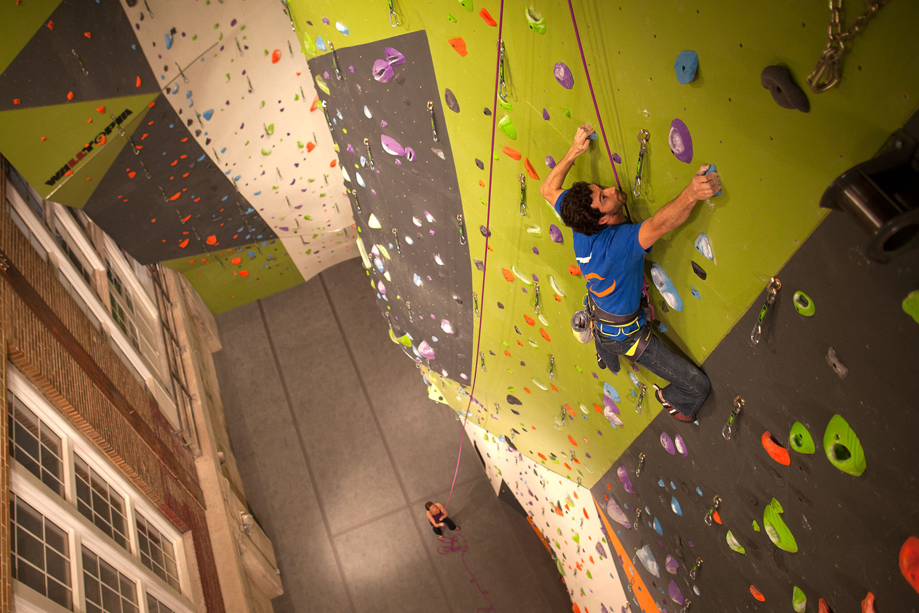 - Our silent auction will include items from many great local businesses. Come bid on two free day passes from Climb So iLL (@climbsoill) - St. Louis' premier indoor rock climbing gym.