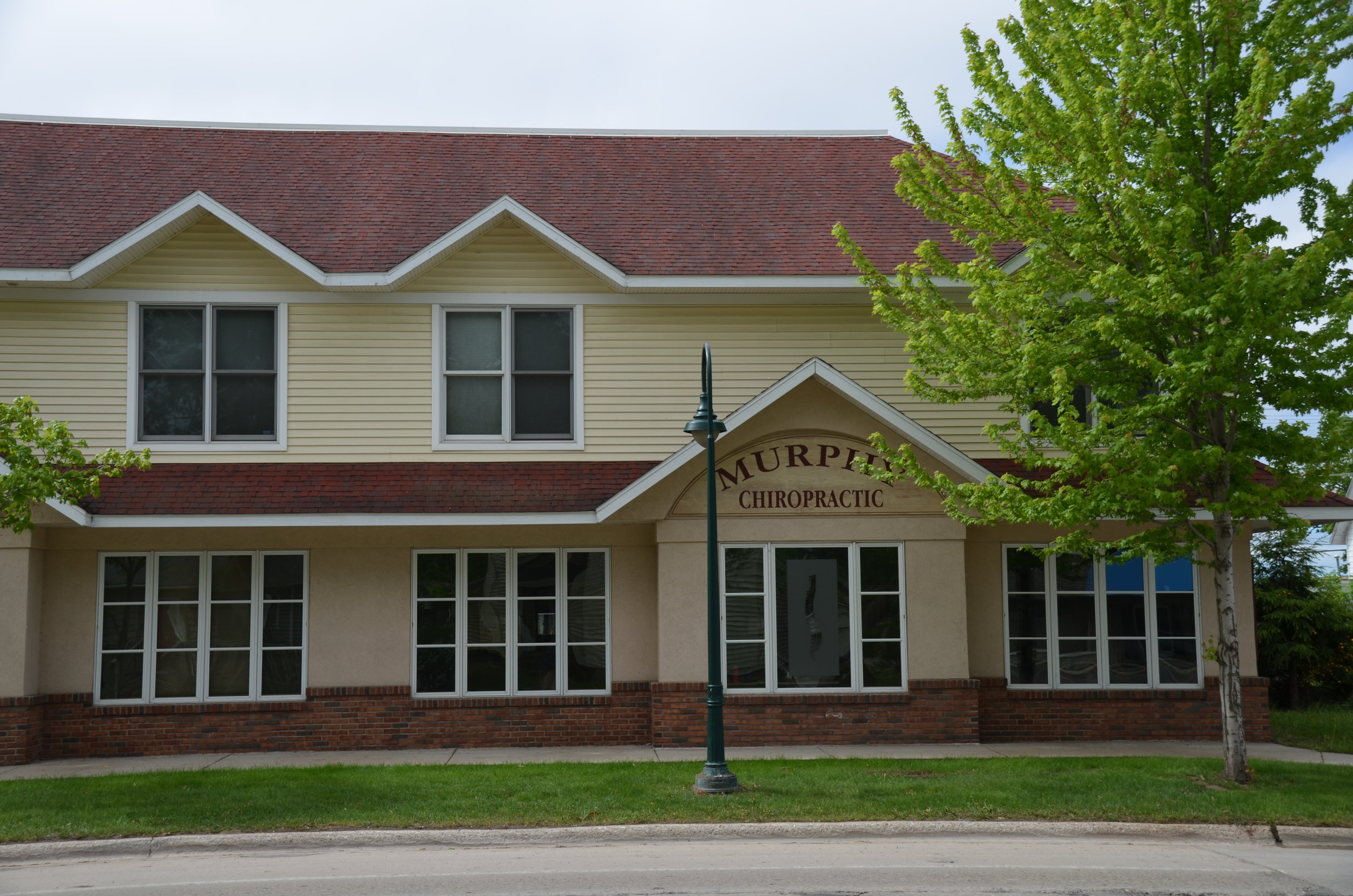 GT Manual Therapy is located in the lower floor of Murphy Chiropractic.