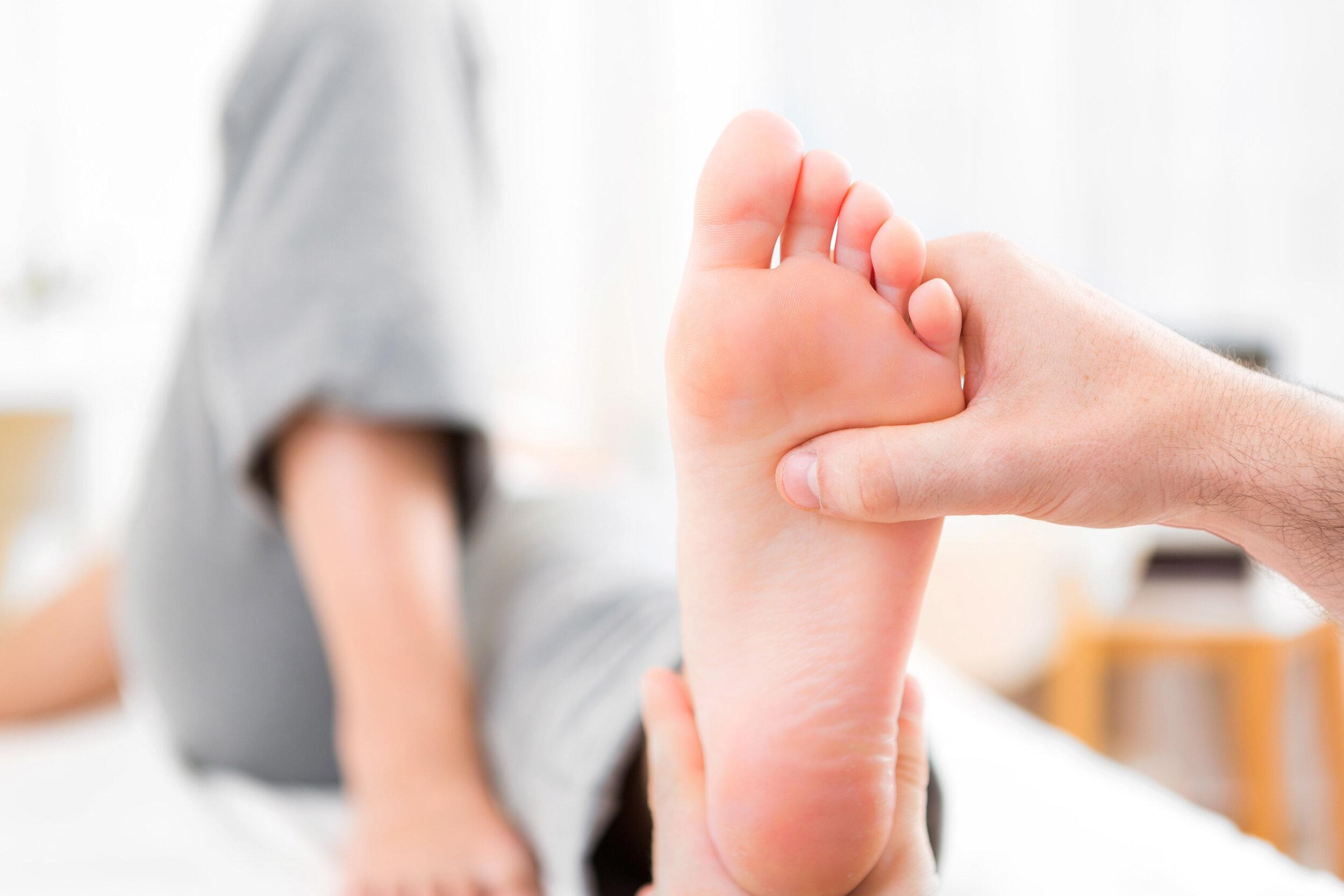 Reflexology vs. Foot Massage — Medical Massage Group