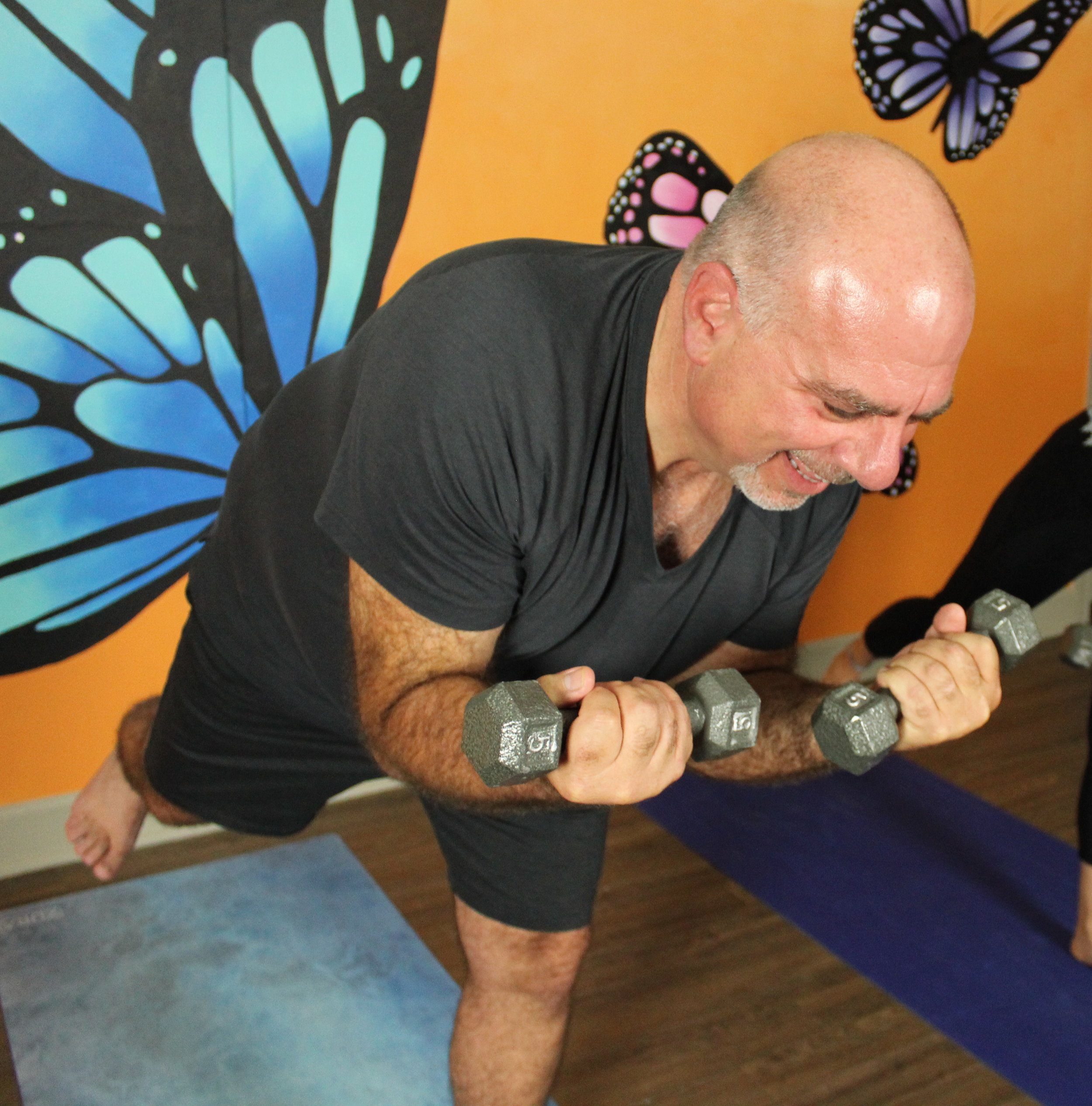 "Men's Workshop - Saturday, April 13, 20192-3:30pm with Scott Gobetz""I am not flexible, and I am going to look ridiculous."" That's what I hear the most from men about yoga. Don't worry about either thing. You need to be more flexible and no one cares what you look like.Come spend and 1.5 hours with Scott Gobetz, learning about why you need to do yoga. With many benefits for mind and body, yoga has changed my life. We will also finish with a beer and make a plan to get you started on your yoga journey."