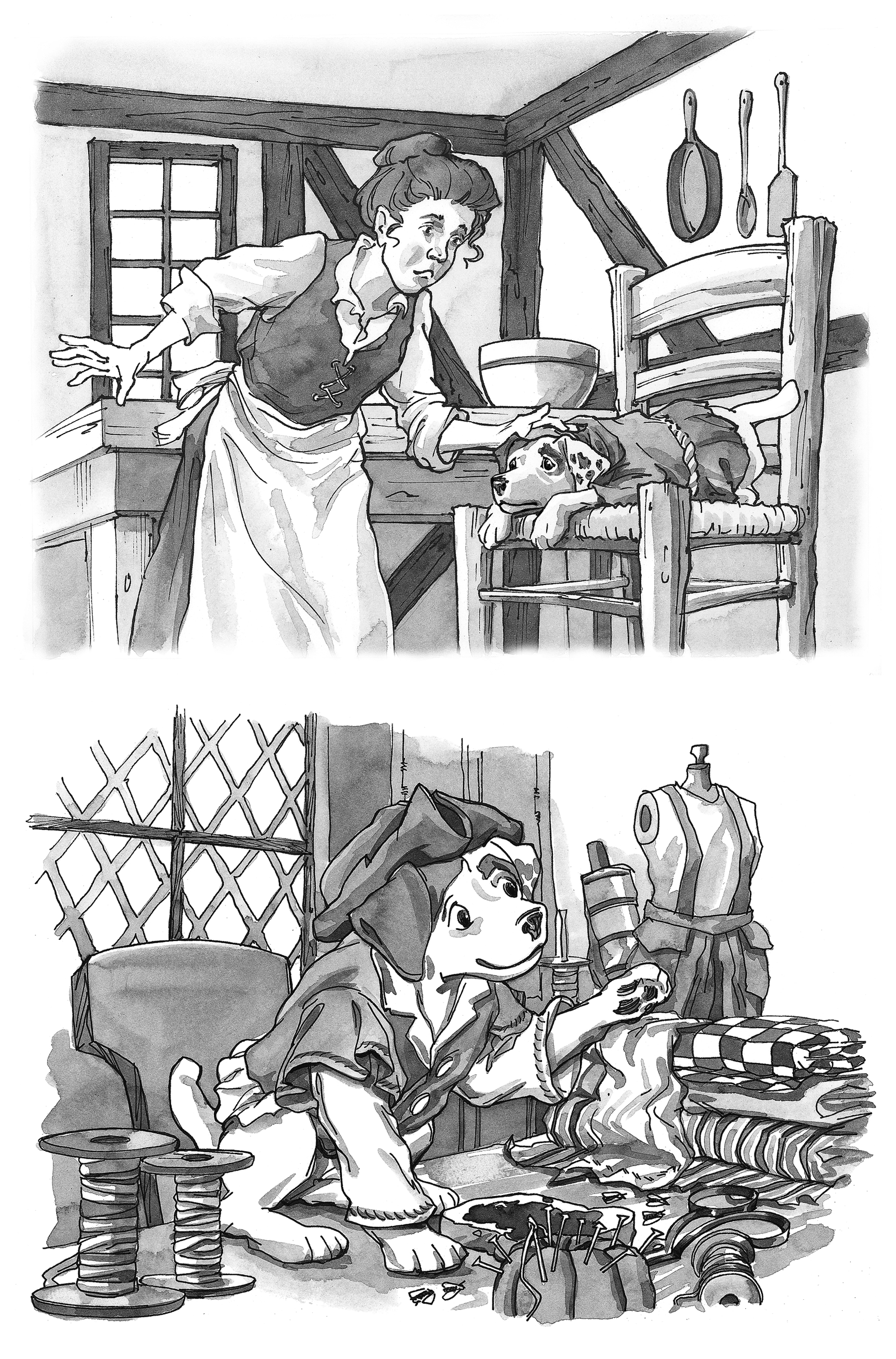 The Brave Little Tailor (Wishbone's Tales of a Pup)
