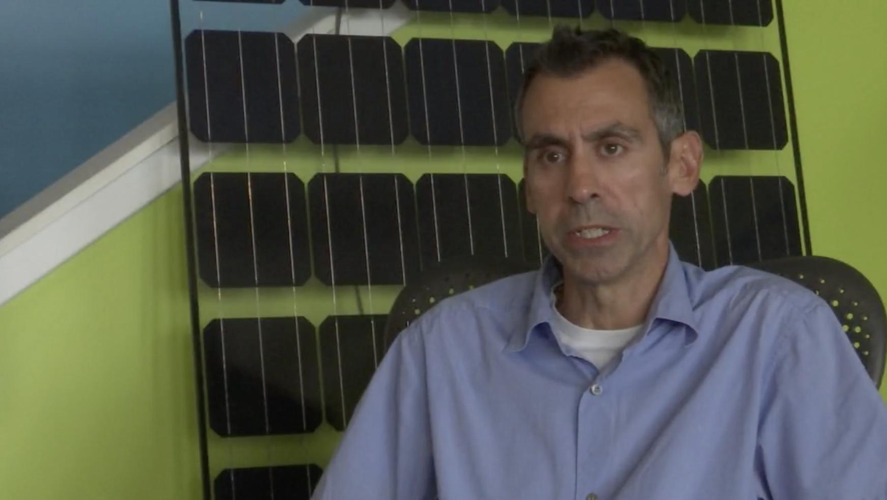 Giovanni Maruca News10 Interview Gloversville Pine Brook Solar.png