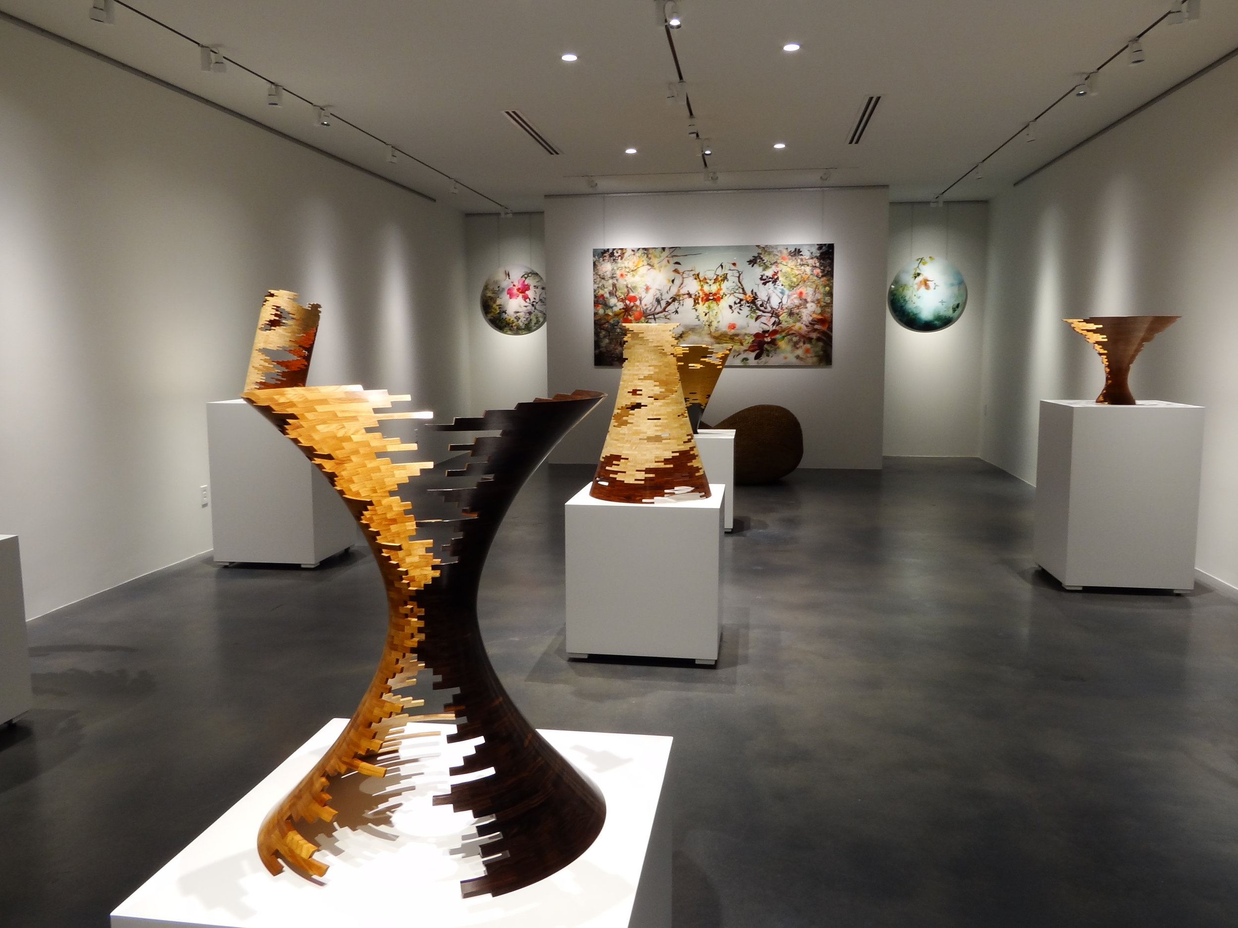 Deconstructed Turnings Exhibition