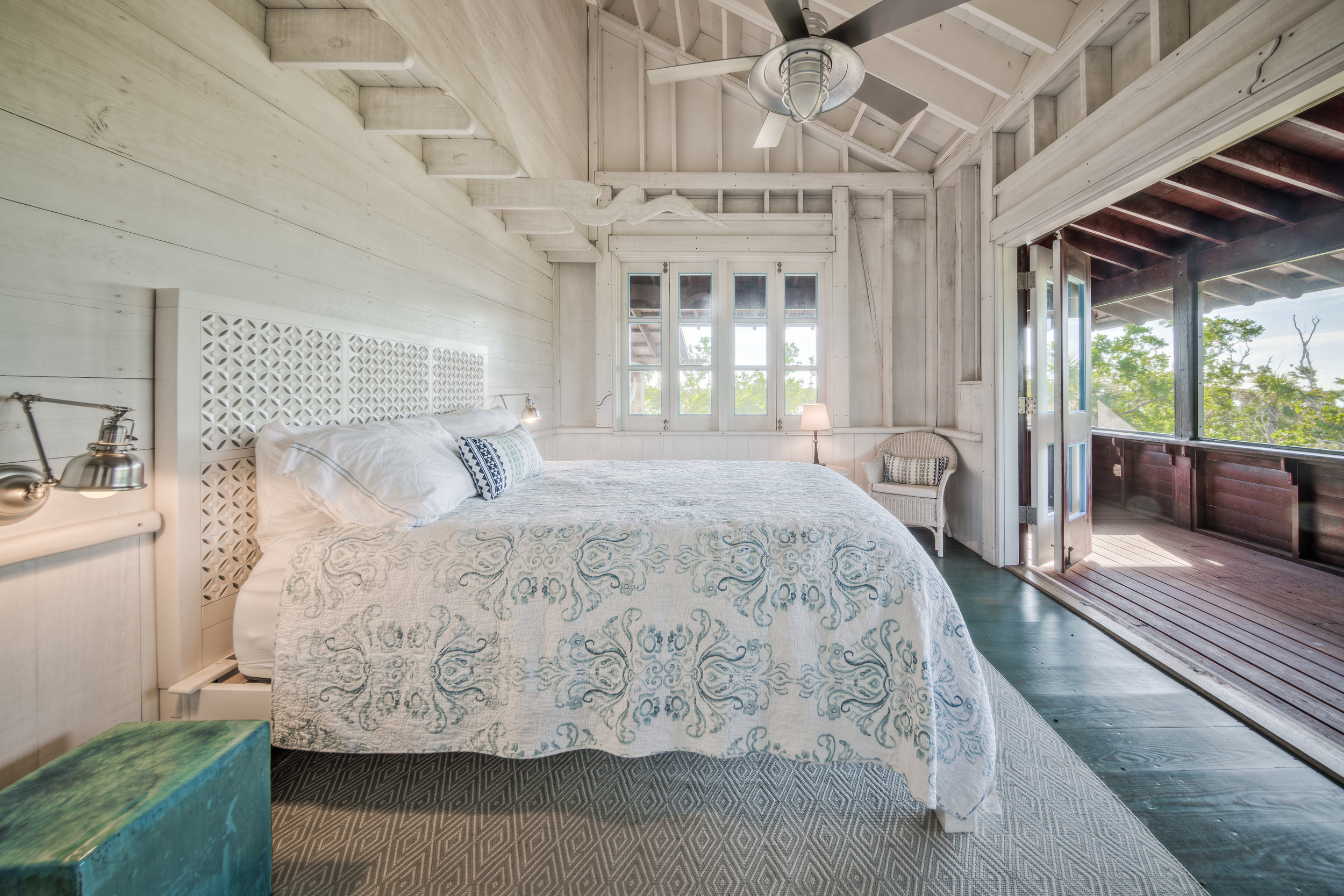 Rustic Tropical Paradise Bedroom 2