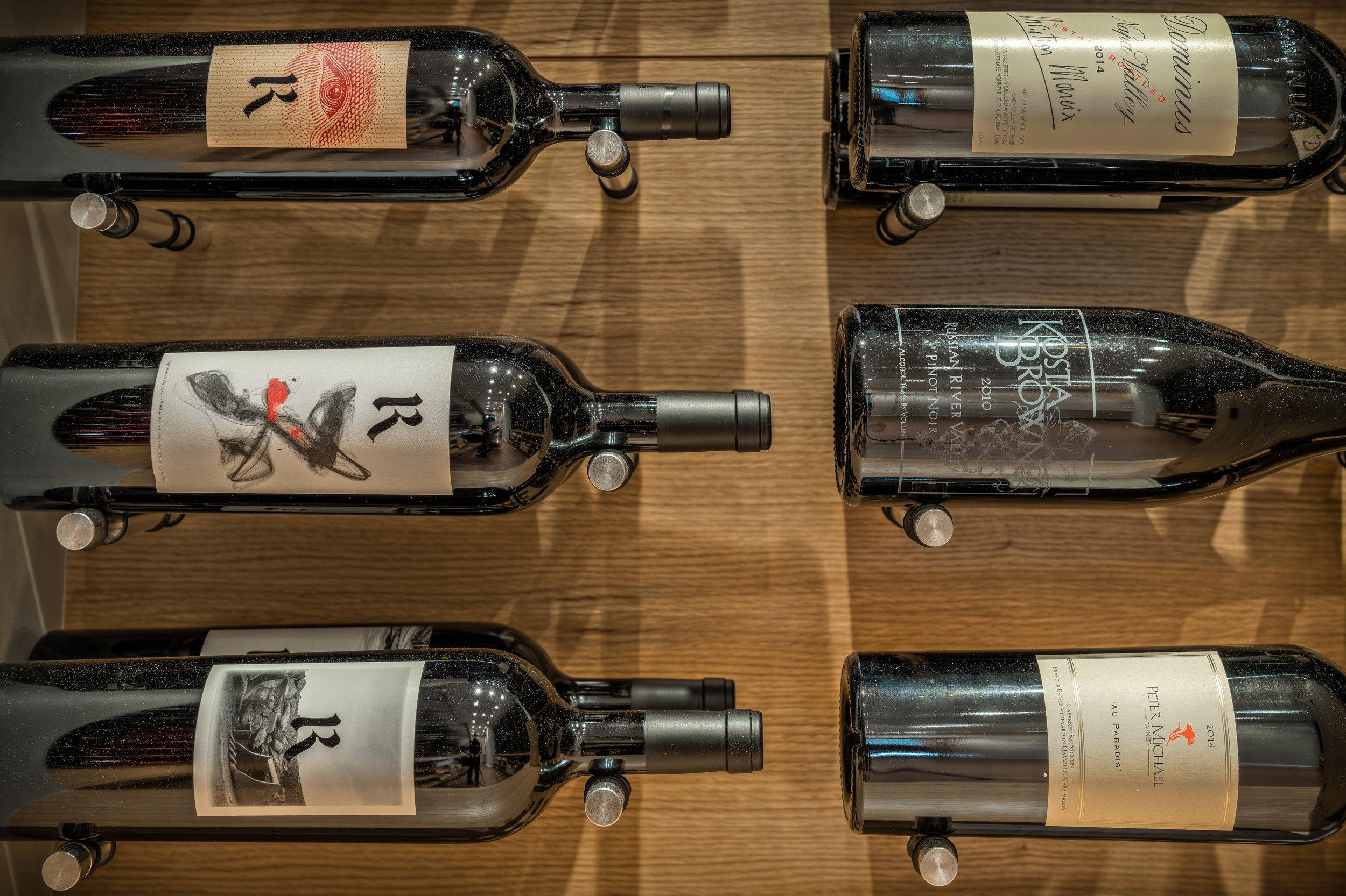 Wine Cellar – Detail