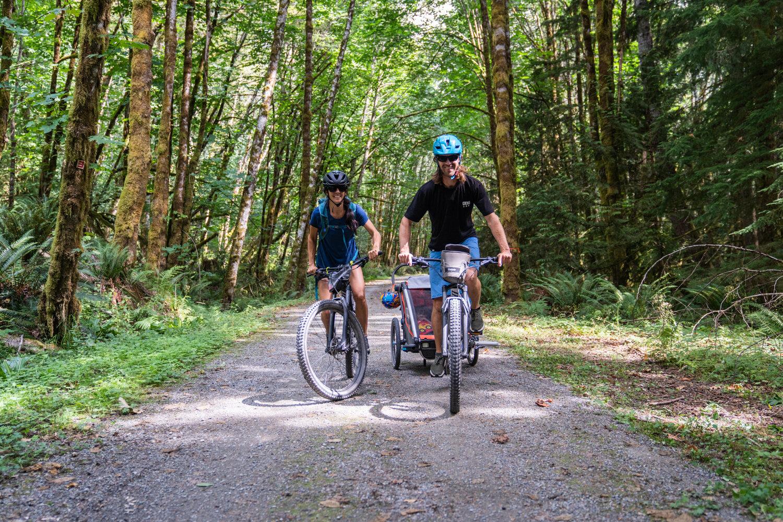 Ep. 37 | Exploring Vancouver Island by Bike and Van