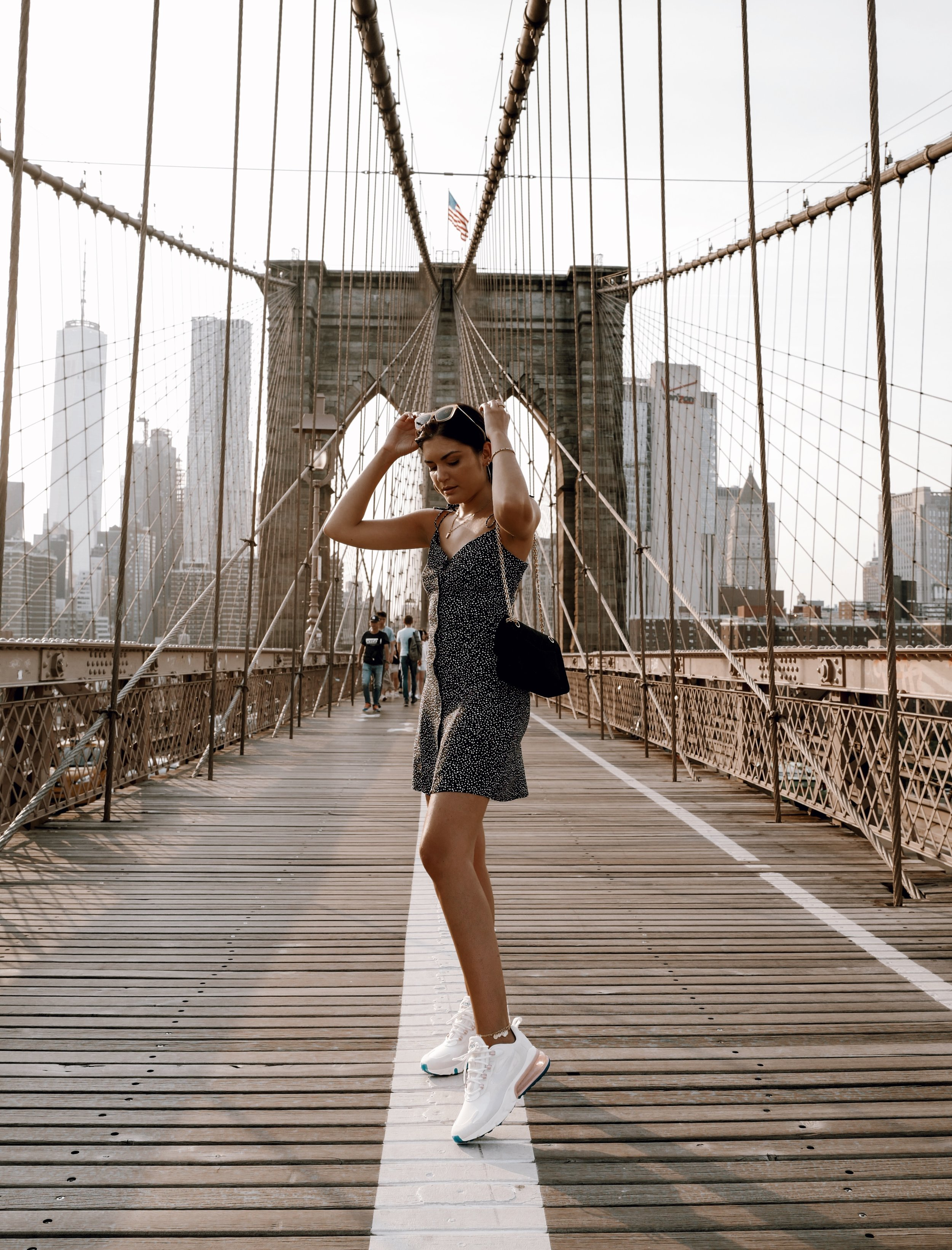 How To Style Nile Air Max 270 React Emily Luciano