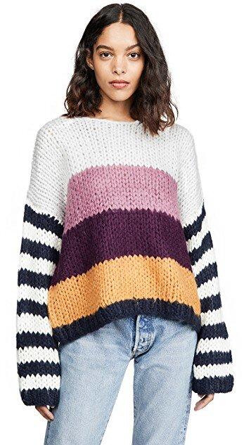 Blank Denim On Point Sweater $98