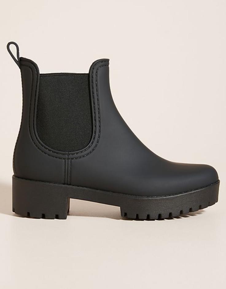 Anthropologie Chelsea Rain Boots $60