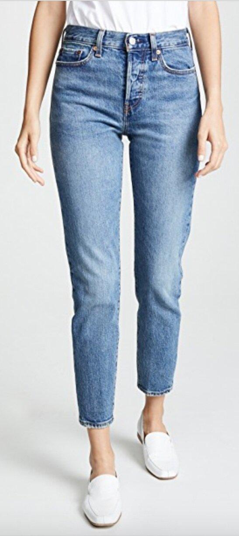 Levi's Wedgie Jean $98