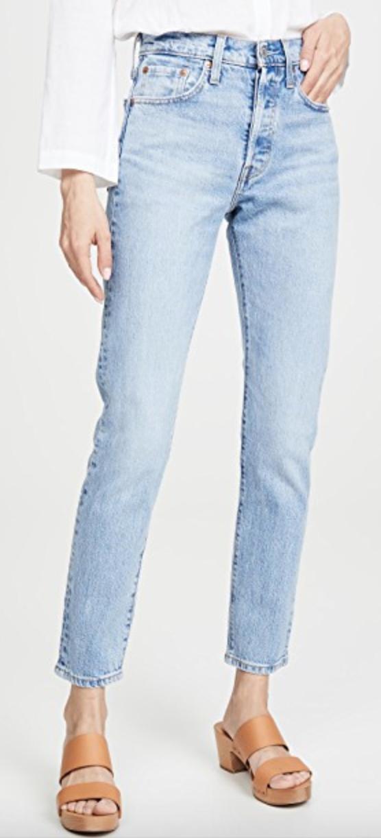 Levi's 501 Skinny Jeans $98