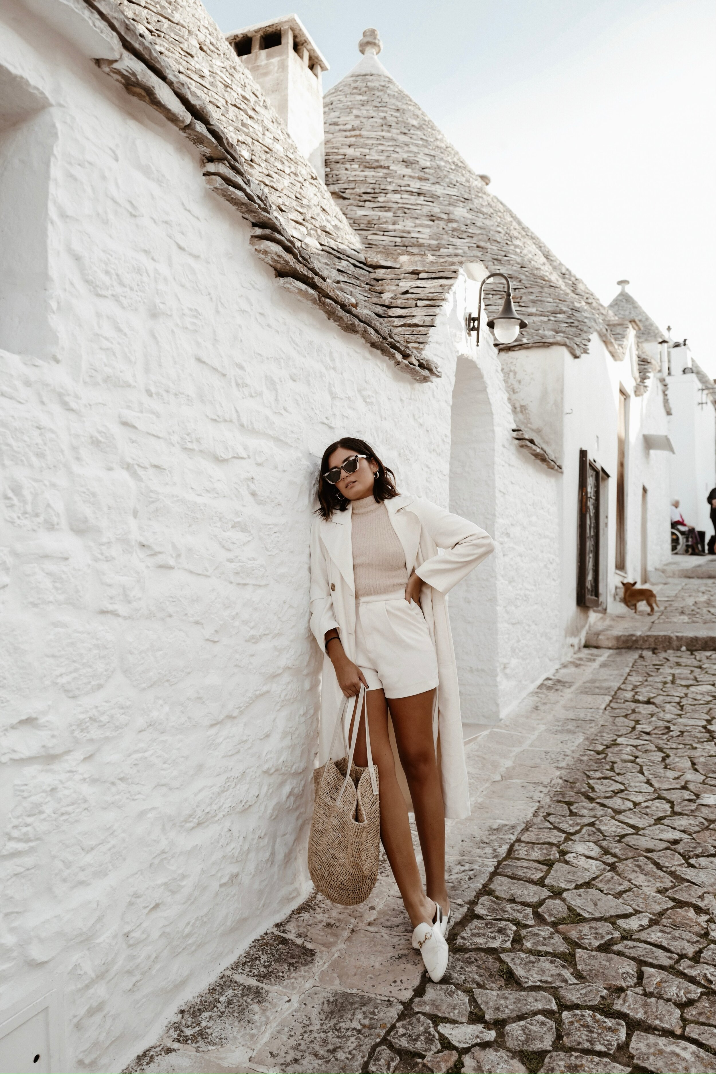 - Explore Puglia & the surrounding towns - we had so much fun & loved site seeing in Alberobello (looks like out of a movie scene)