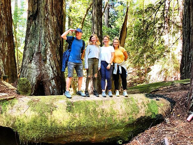 Family vacation was a huge success this year. San Francisco, Tahoe, and Marin. Super proud of this crew. Saw, ate and did everything we wanted to, no mishaps, no meltdowns. We were a well-oiled machine! #familyvacay #nerdfamily