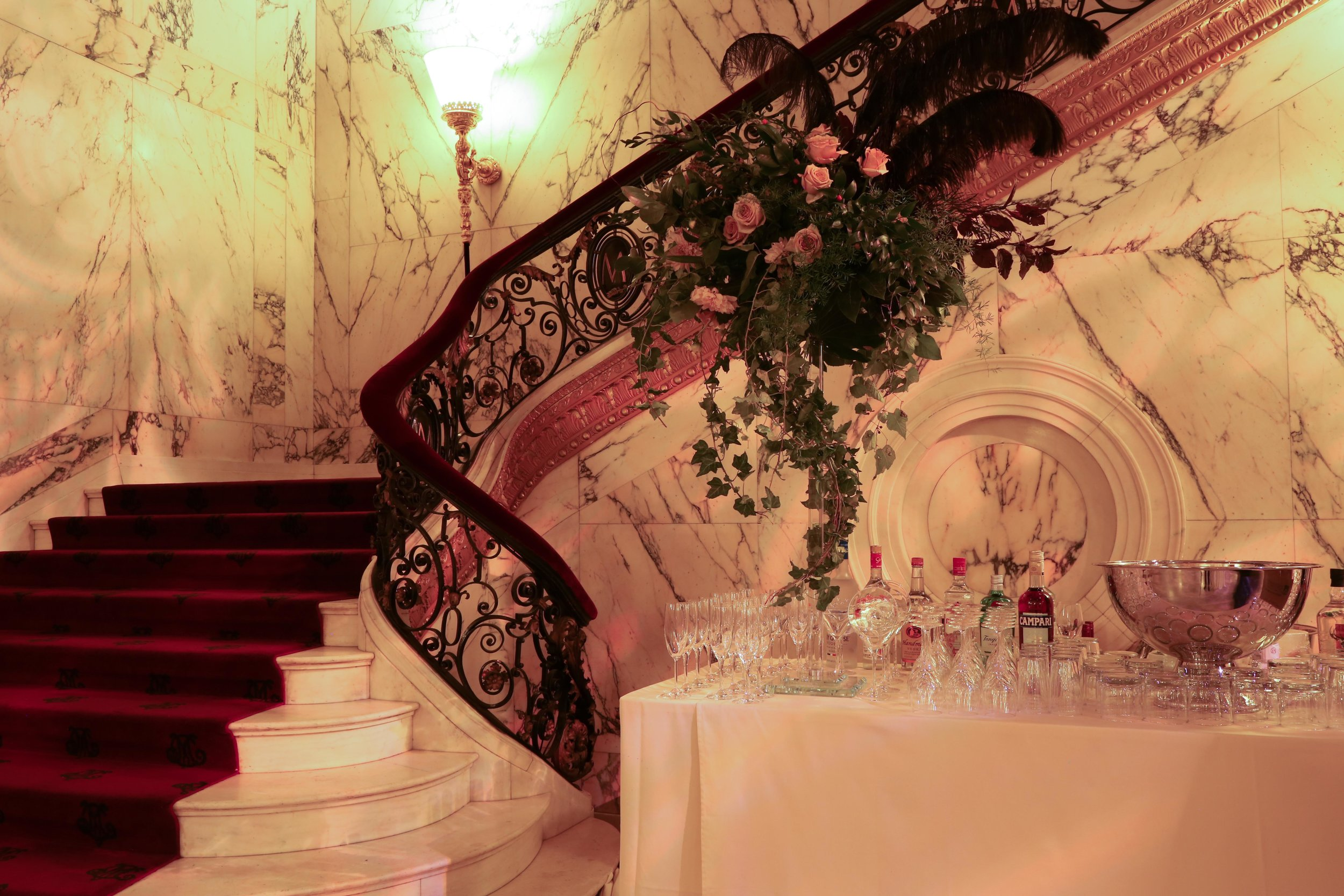 Hispanic Society Gala - Somewhere Hotel.