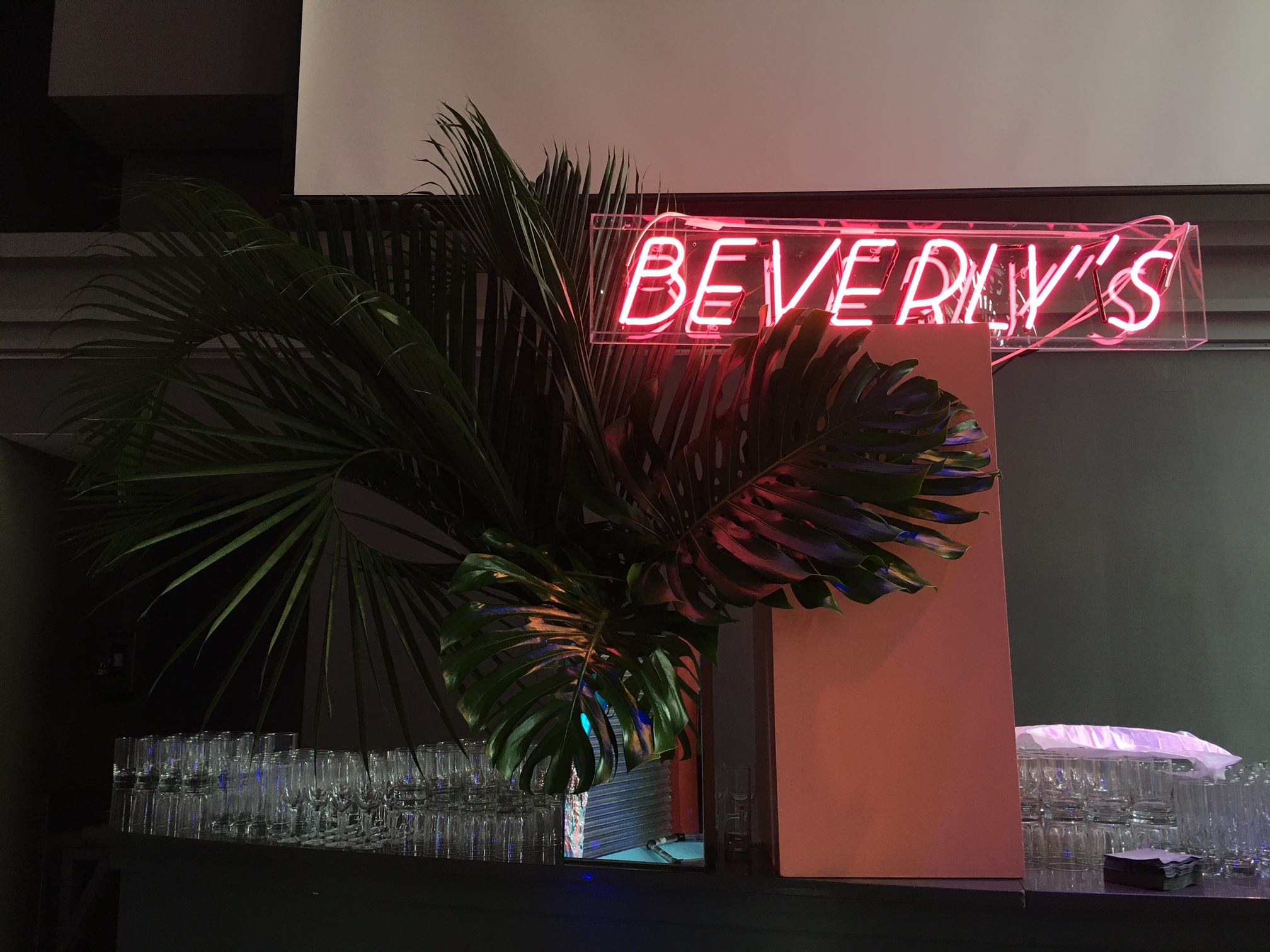 Beverly's Bar on Essex