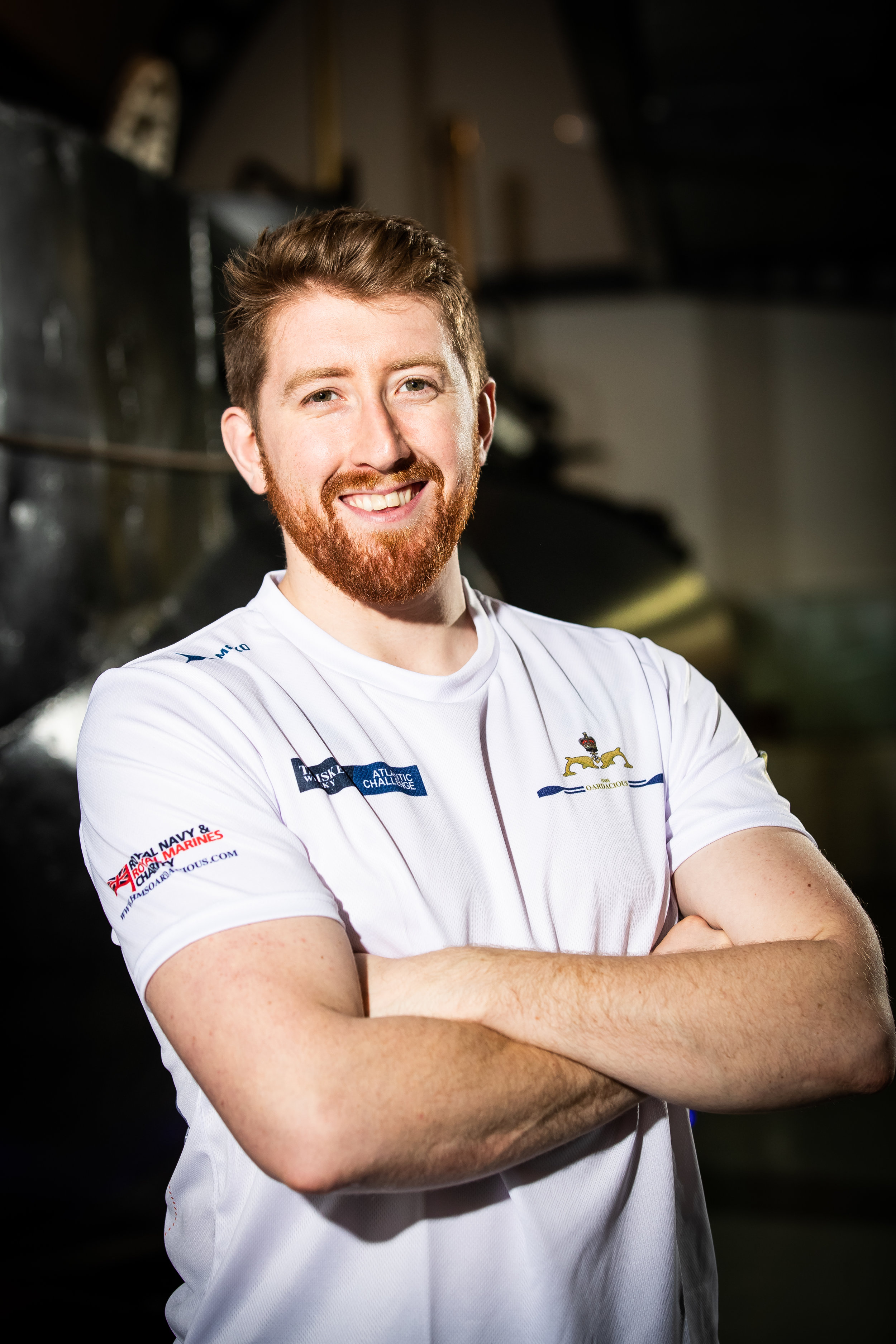 Petty Officer Dylan Woods - Marine Engineer Submariner