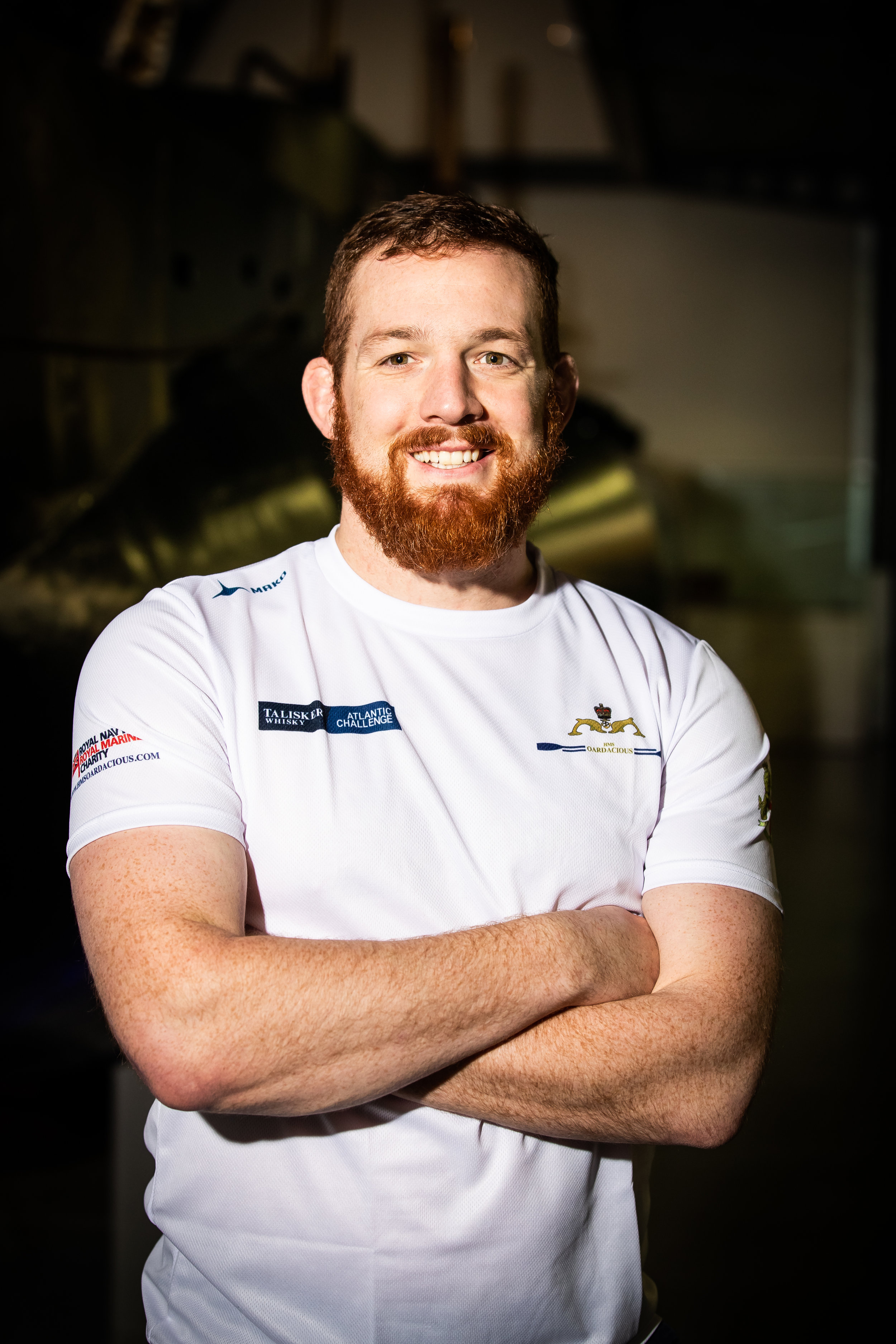 Leading Engineer Technician Matt Harvey - Communications Information Specialist Submariner