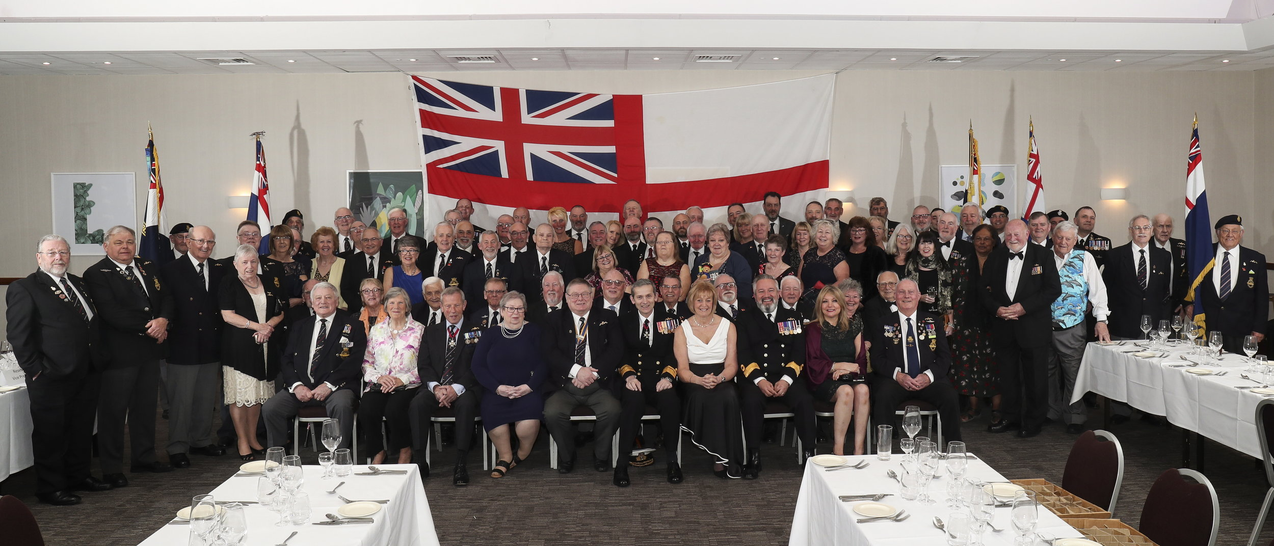 Submariners Association AGM -  photocredit RN phot Belinda Alker
