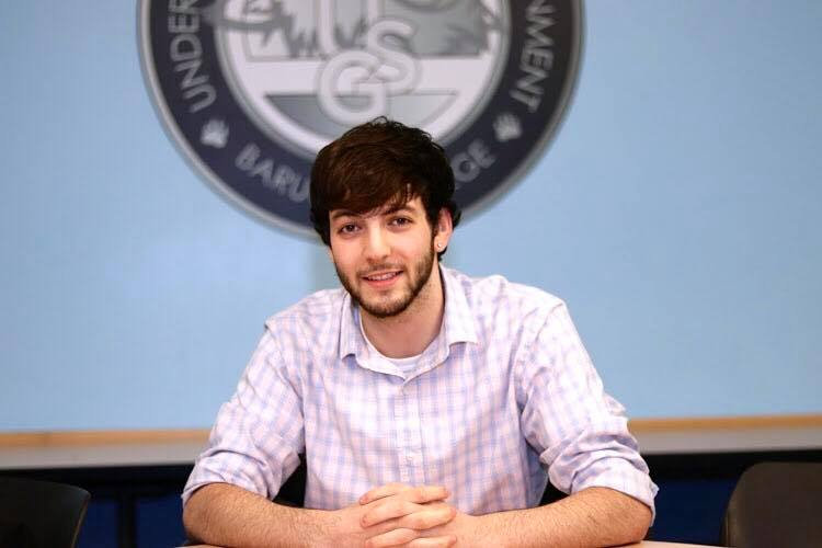 "Andrew Windsor, a student at Cardozo Law School, is pushing the City Council to establish ""Internet Protection Exchange Locations"" at police precincts. // Photo courtesy of Windsor"