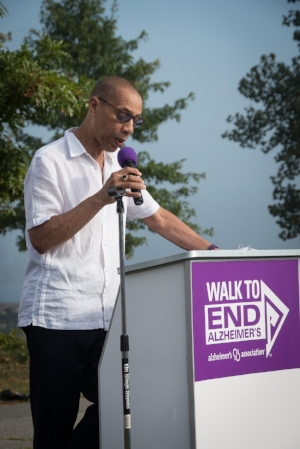 Dennis M. Walcott, president and CEO of the Queens Library and former New York City schools chancellor will appear as a special guest at the 2018 Queens Walk to End Alzheimer's. // Photo courtesy of the Alzheimer's Association of NYC