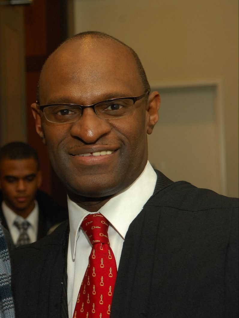 Criminal Court Justice Kenneth Holder has lived in various parts of the world, experiences that have informed his perspective on the bench. Photo courtesy of Kenneth Holder.