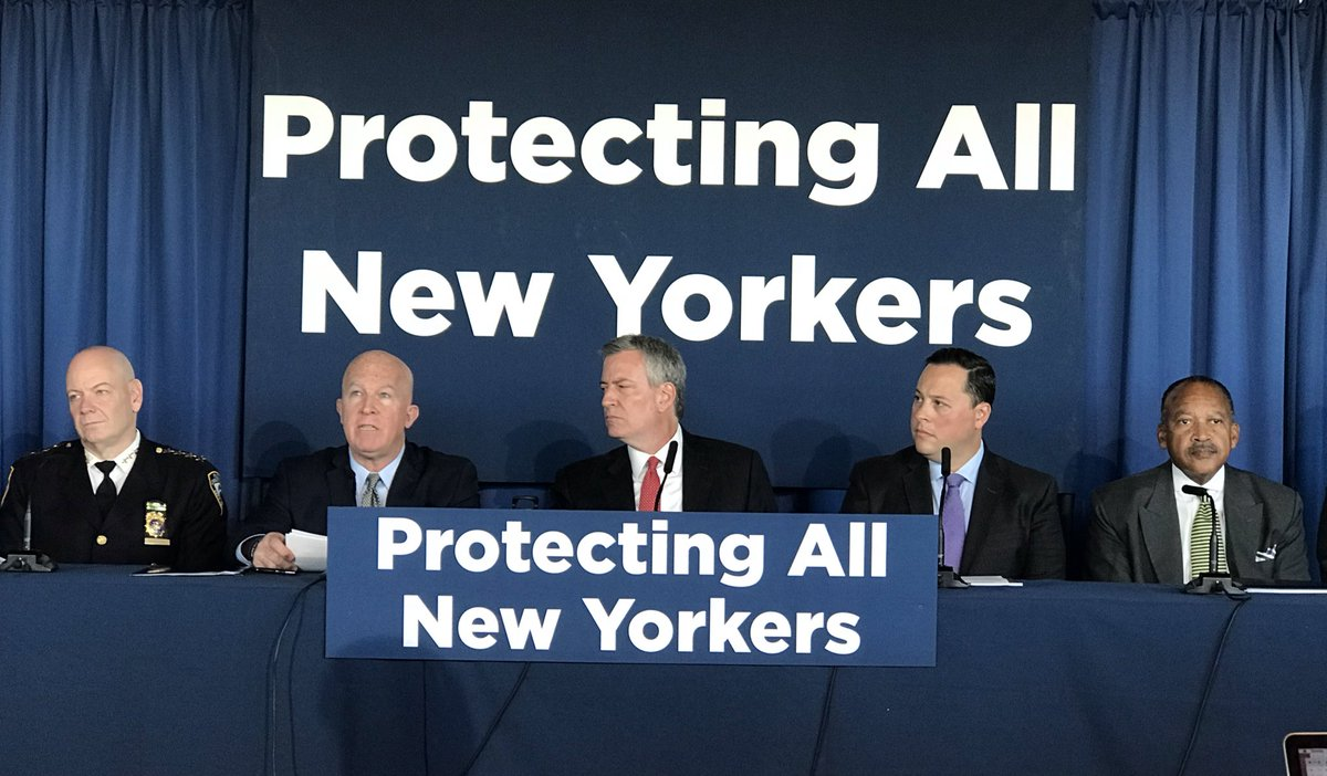 City officials announced on Wednesday that crime rates are dropping citywide. Photo courtesy of the NYPD.