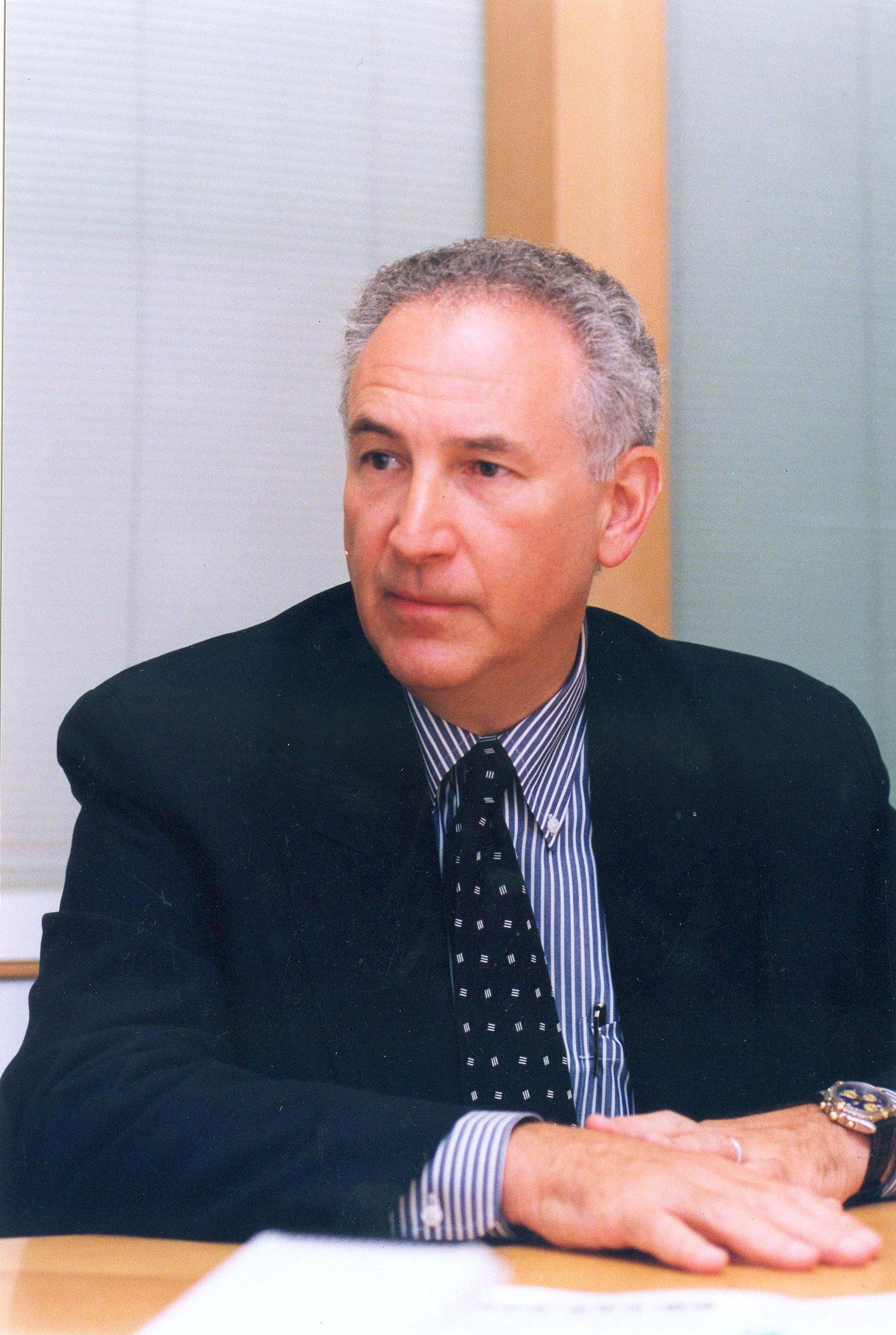 Eagle  co-publisher Michael Nussbaum. Photo courtesy of Michael Nussbaum.