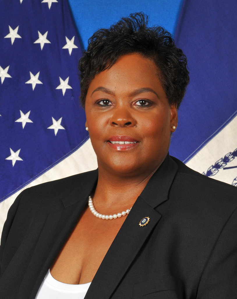 NYPD Deputy Chief Judith Harrison, a Queens precinct commander, will replace Michael Osgood as commanding officer of the NYPD's Special Victims Unit. Photo courtesy of NYPD via AP.