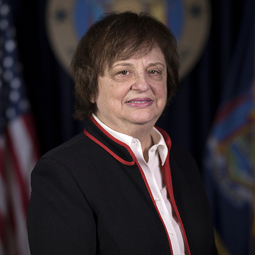 New York Attorney General Barbara Underwood. Photo courtesy of the Office of the Attorney General.