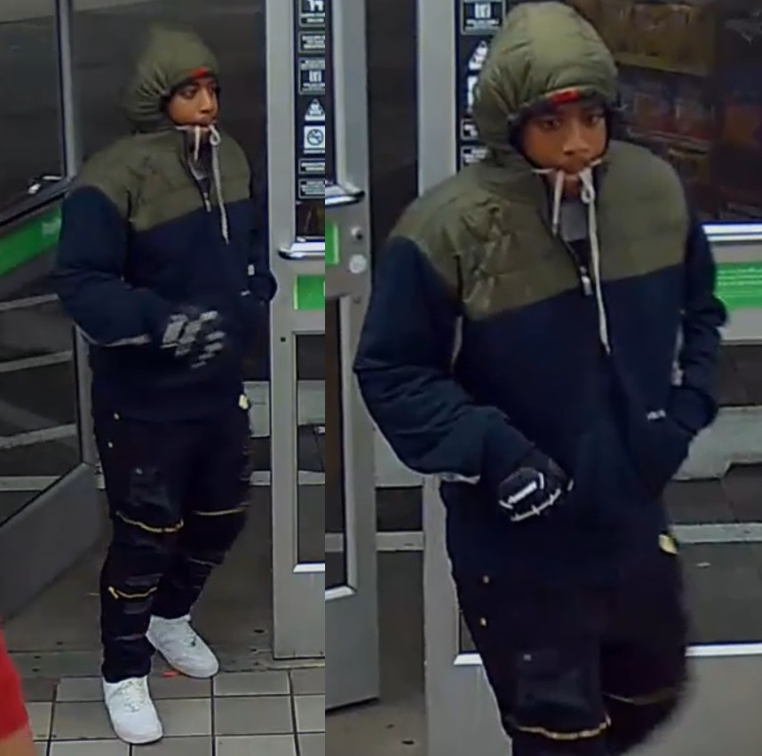 Still image of the allege gunman who shot a Duane Reade worker on Monday, Nov. 26, 2018. Photo courtesy of NYPD
