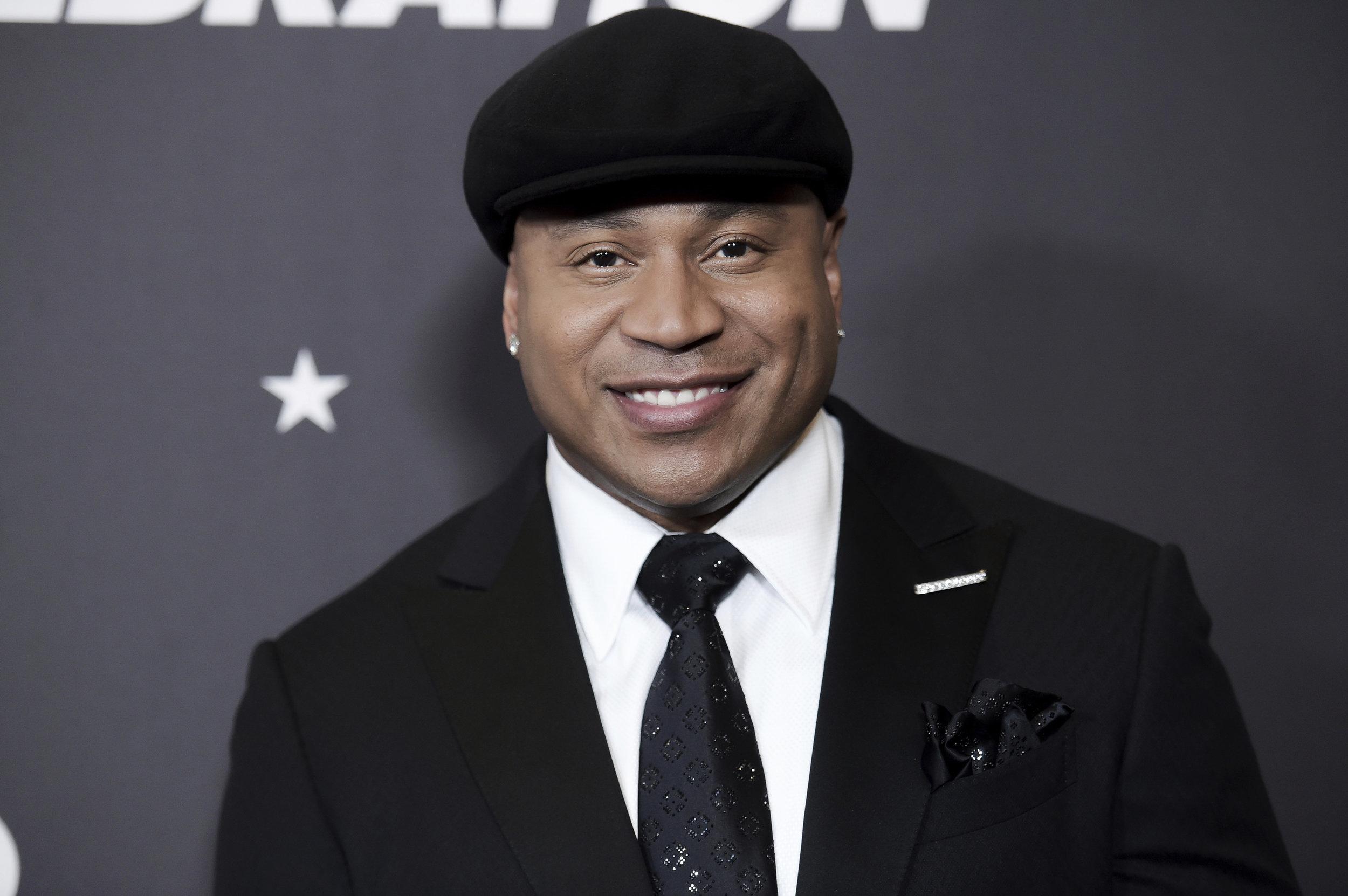 LL Cool J Photo courtesy of Richard Shotwell/Invision/AP