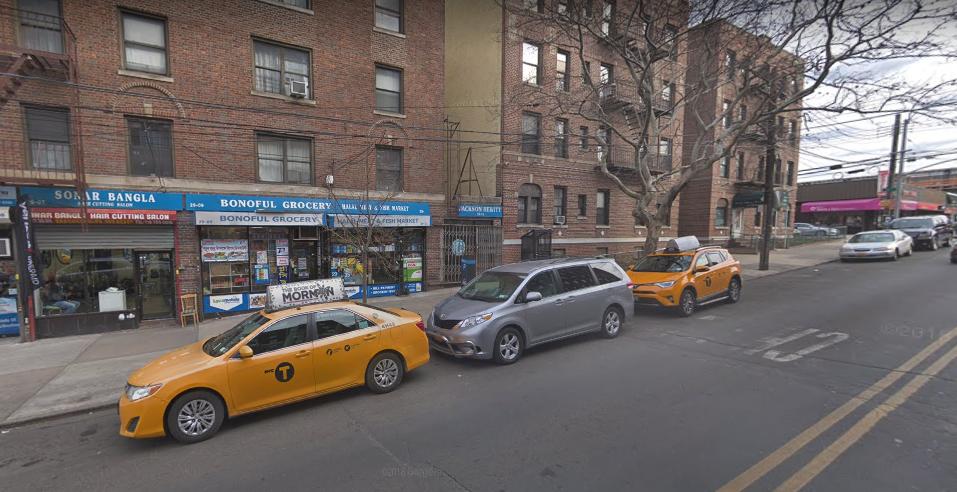 Google Maps image of Bonoful Supermarket in Astoria. Photo via Google Maps.