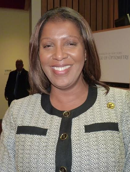 Public Advocate Letitia James — the state attorney general-elect — including nine Queens property owners and agents on her 2018 list of the New York City's worst landlords.  Eagle  file photo by Rob Abruzzese.